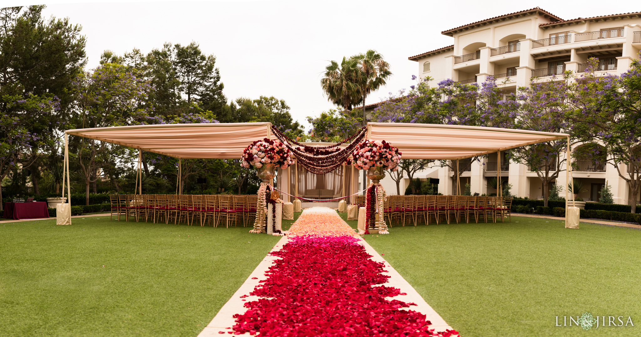 016 monarch beach resort dana point indian wedding ceremony photography