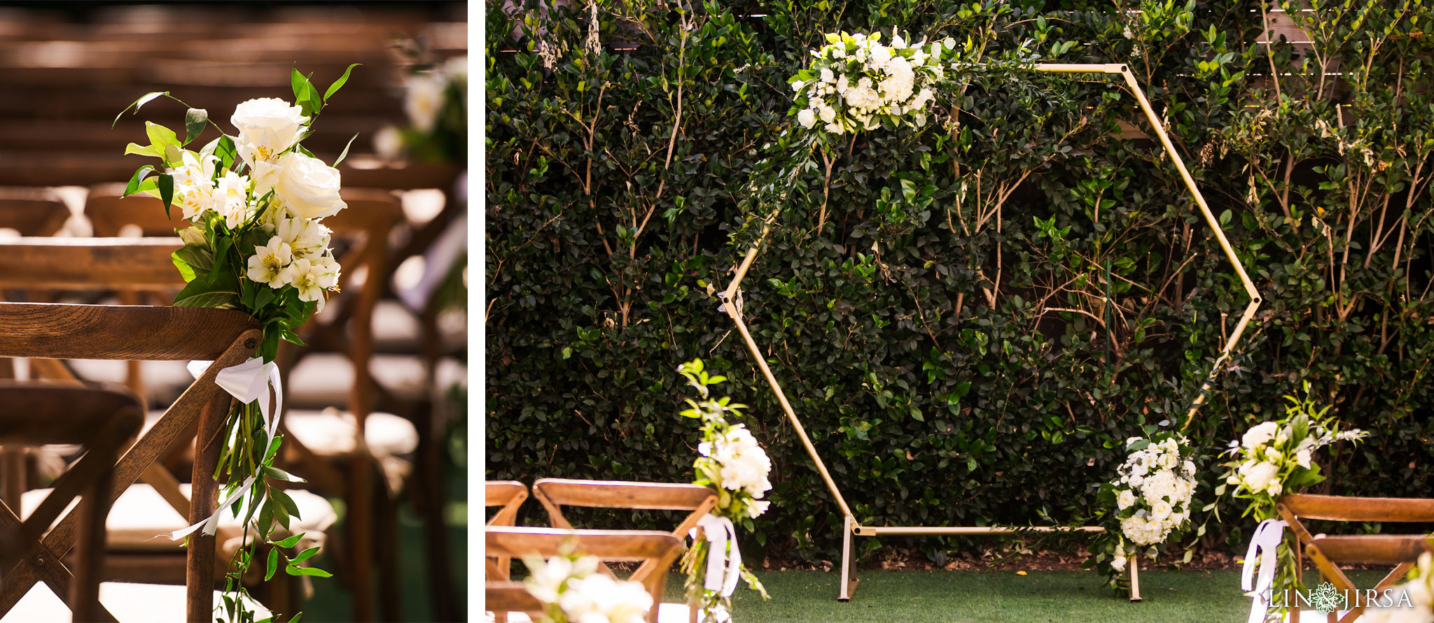 018 york manor los angeles wedding ceremony photography