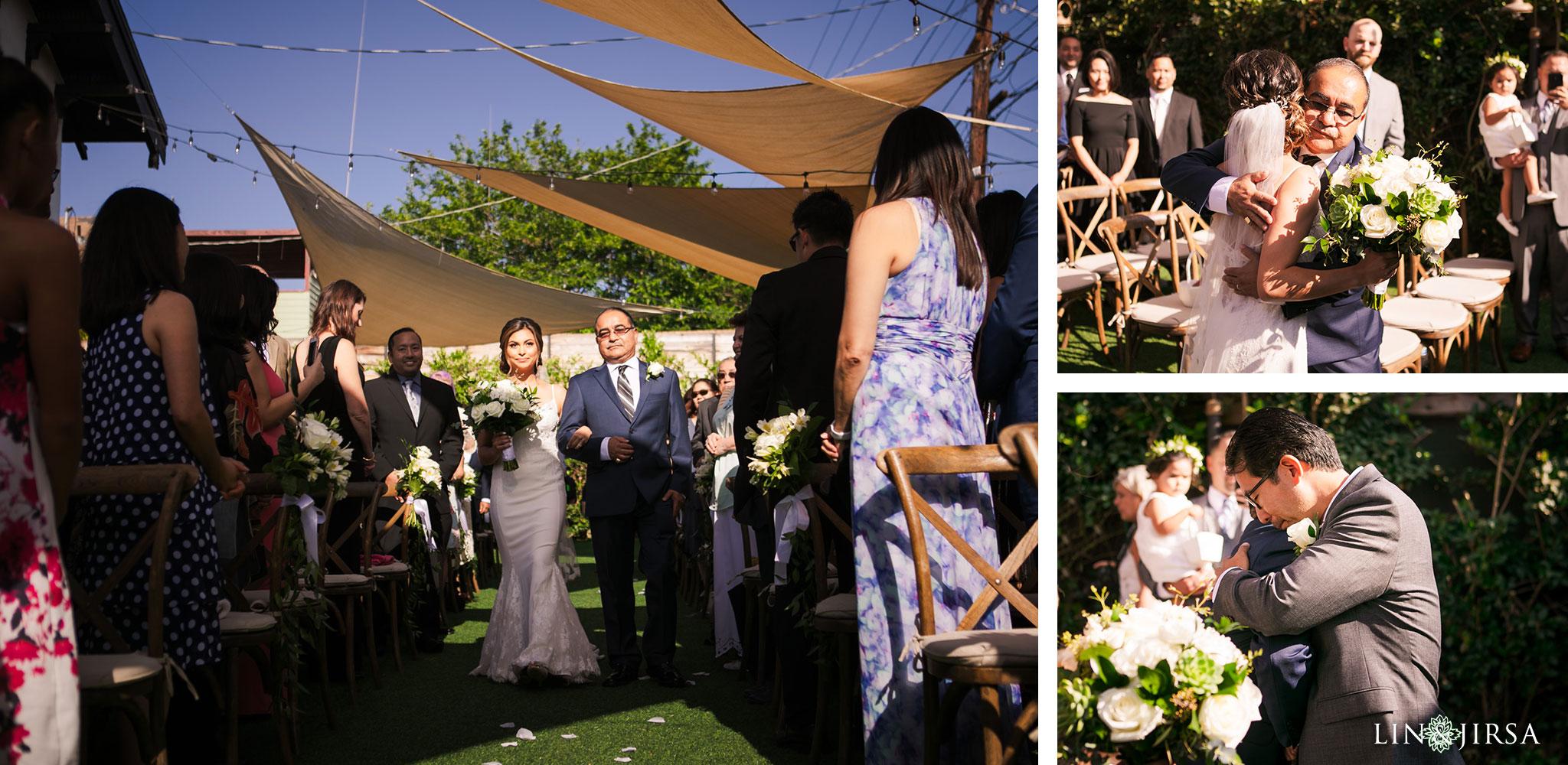 019 york manor los angeles wedding ceremony photography