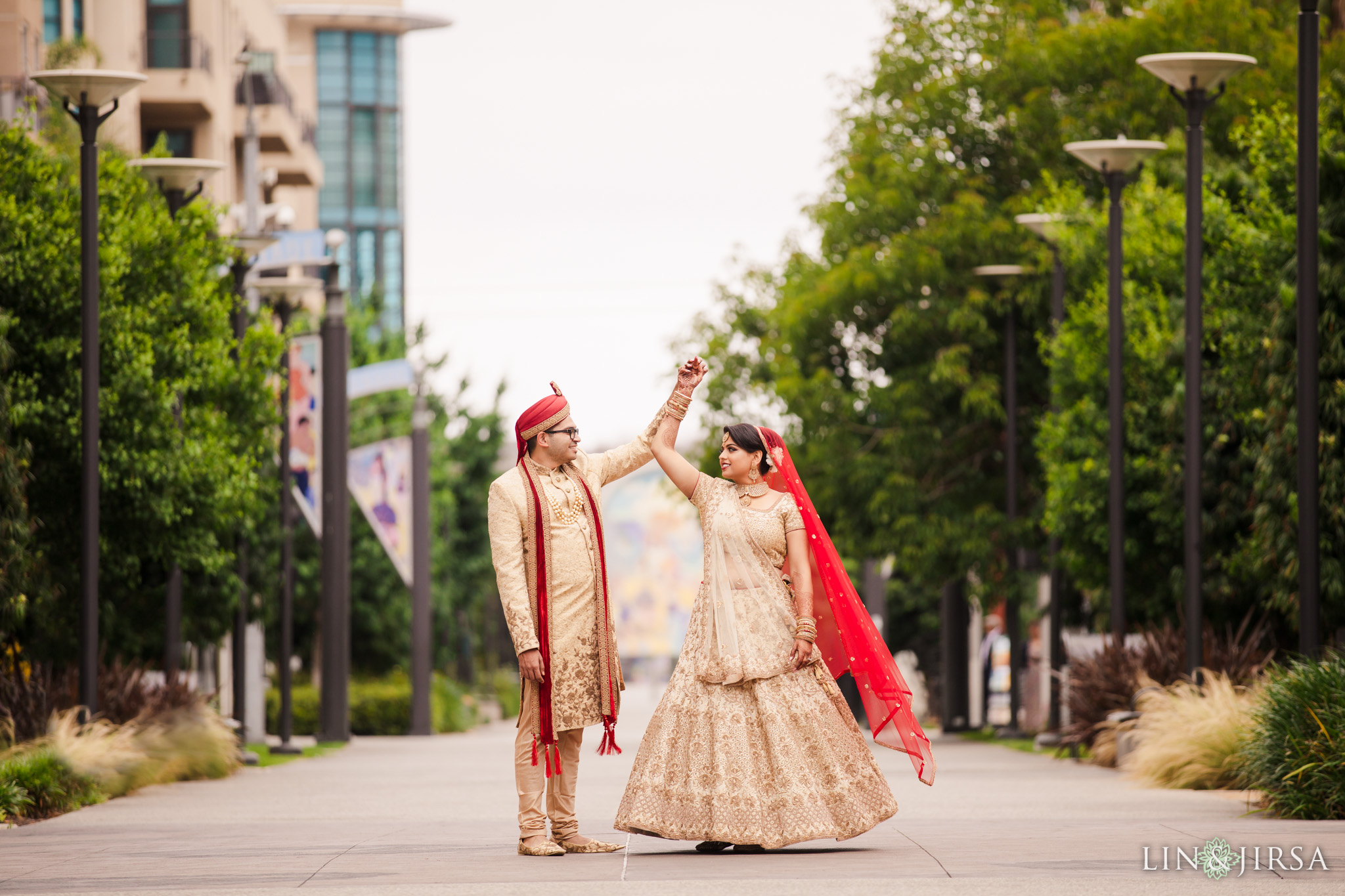 020 Long Beach Performing Arts Center Indian Wedding Photographer