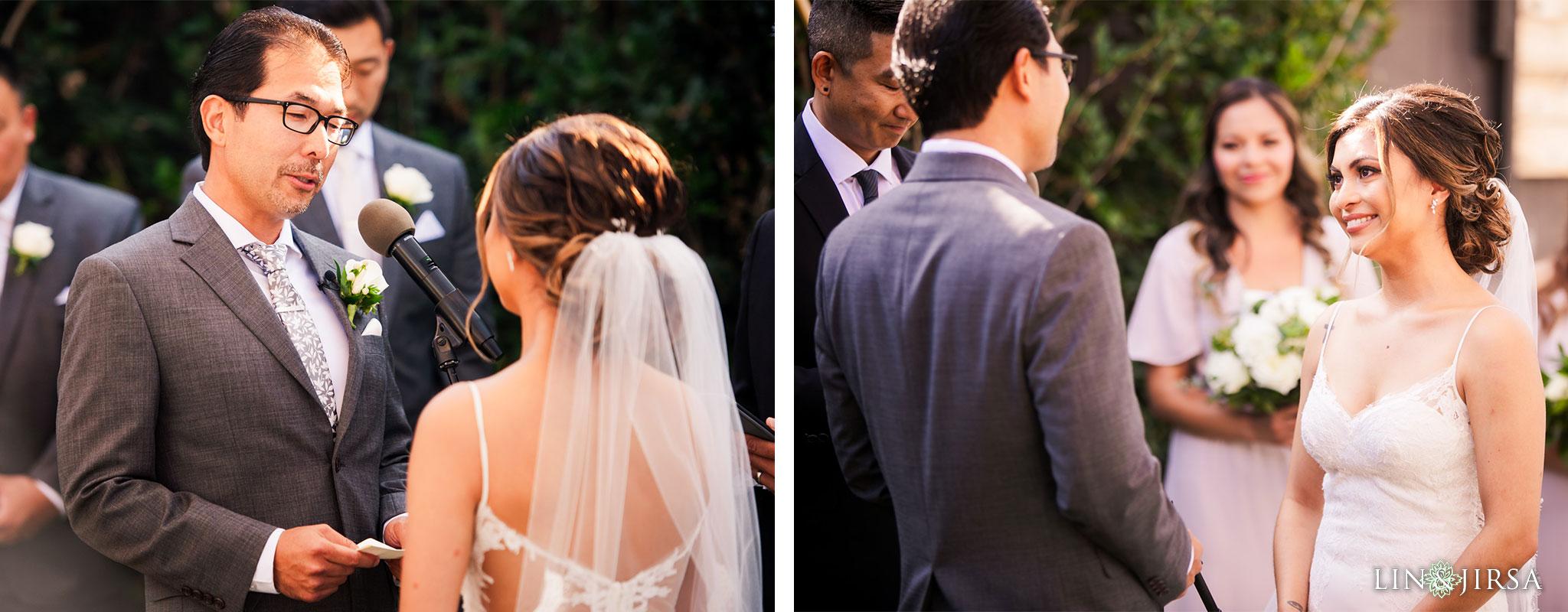 021 york manor los angeles wedding ceremony photography