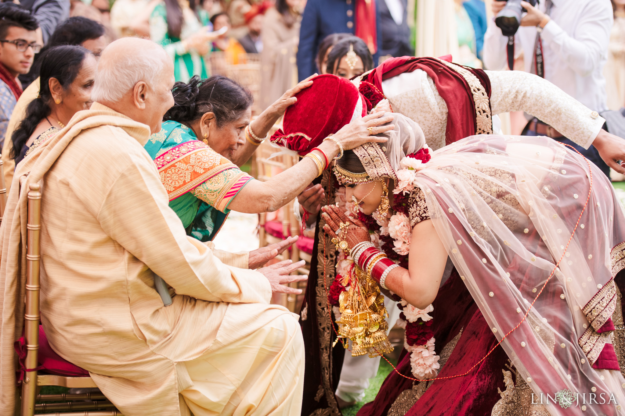 022 monarch beach resort dana point indian wedding ceremony photography