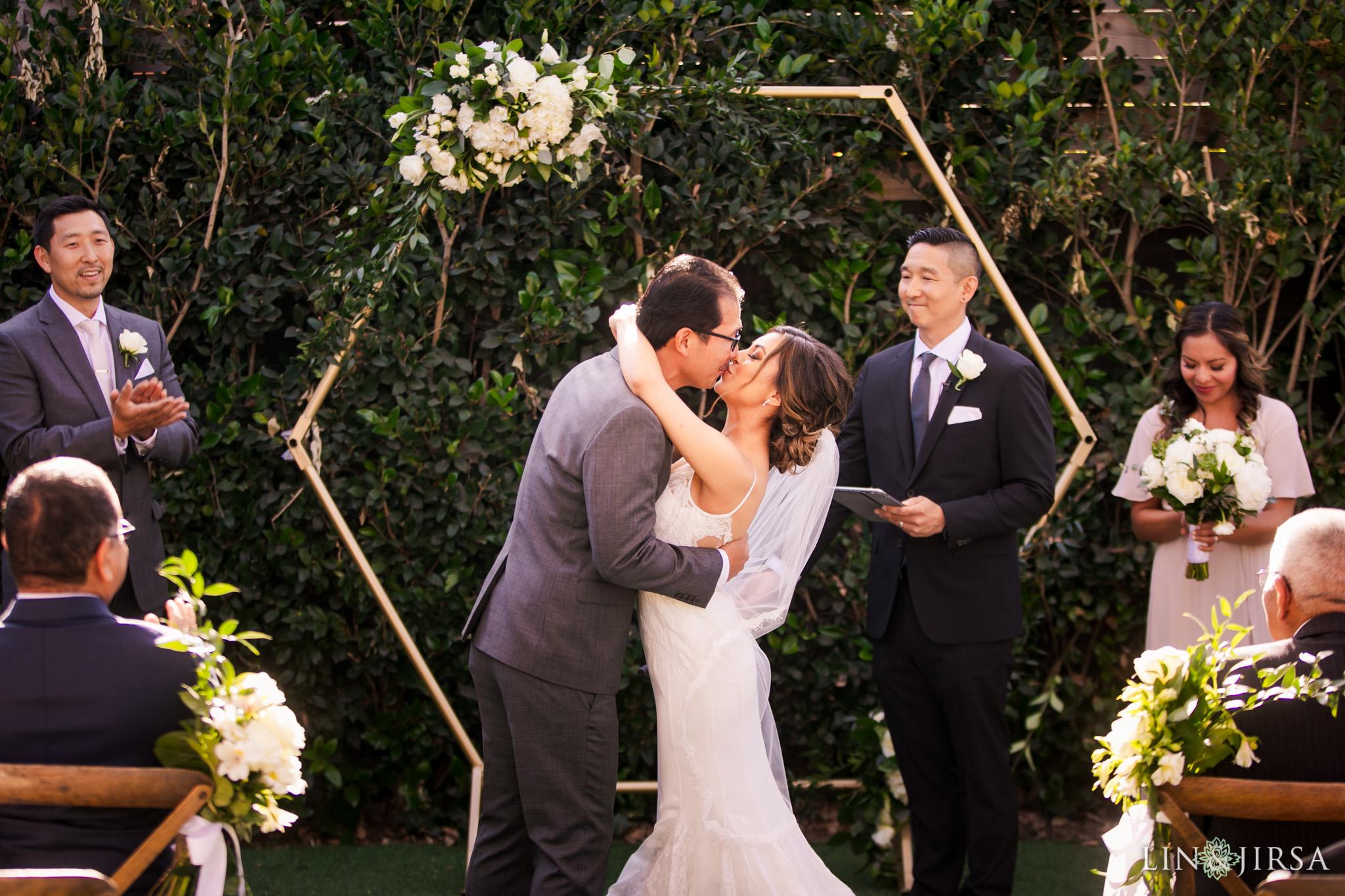 022 york manor los angeles wedding ceremony photography