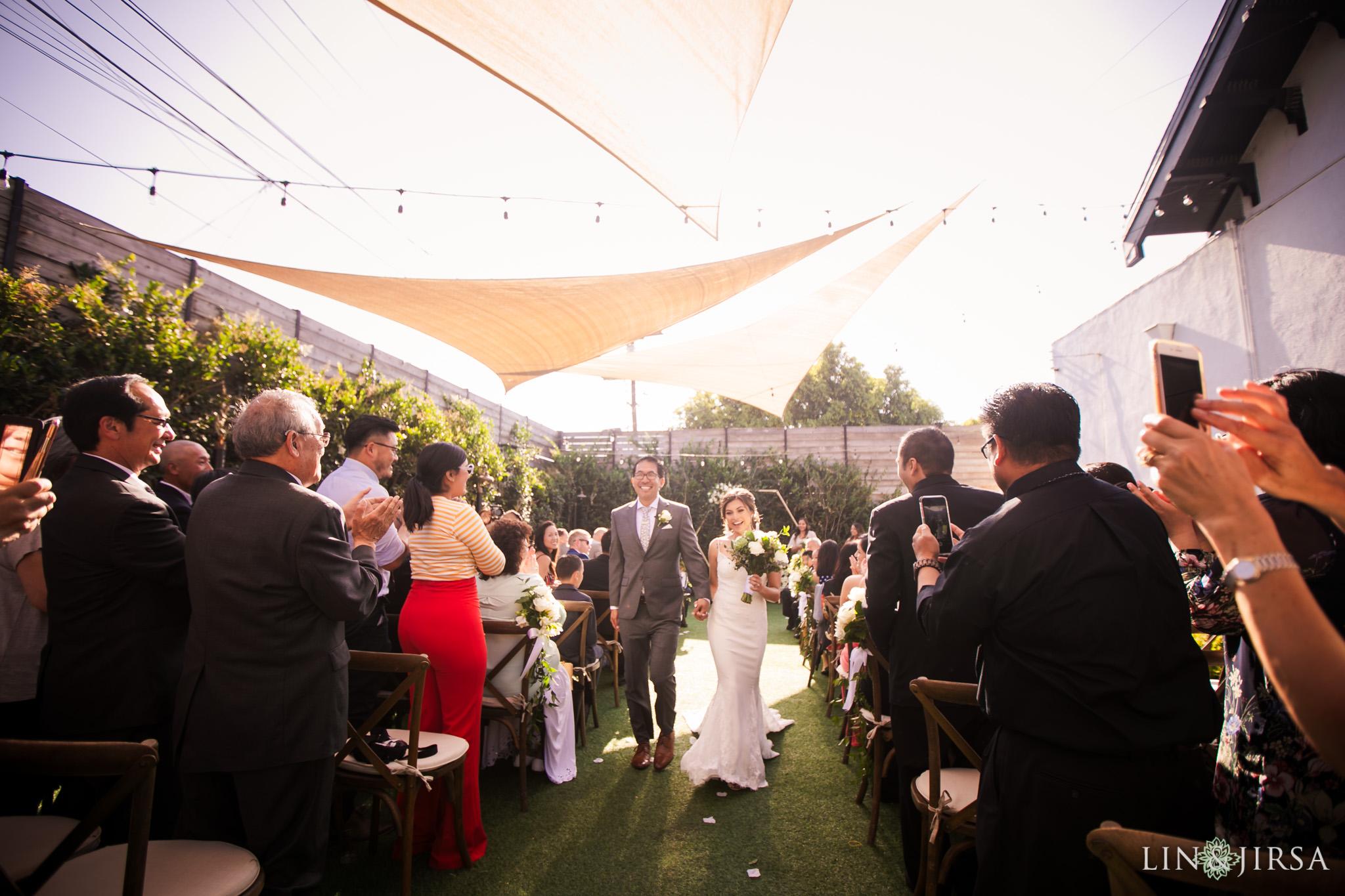 023 york manor los angeles wedding ceremony photography