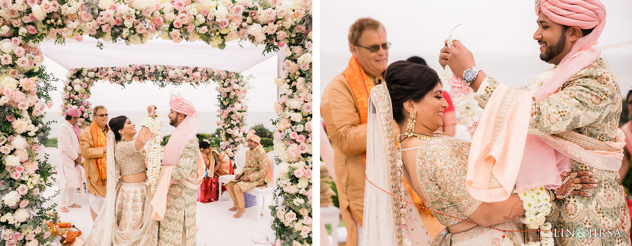 039 montage laguna beach indian wedding ceremony photography