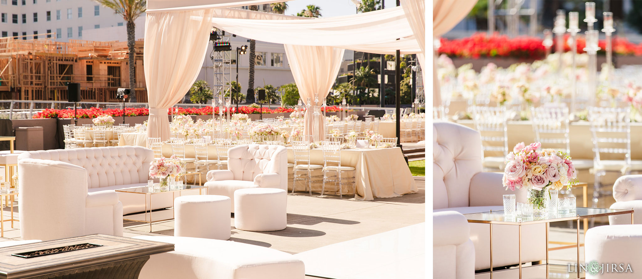 051 Long Beach Performing Arts Center Indian Wedding Reception Photography