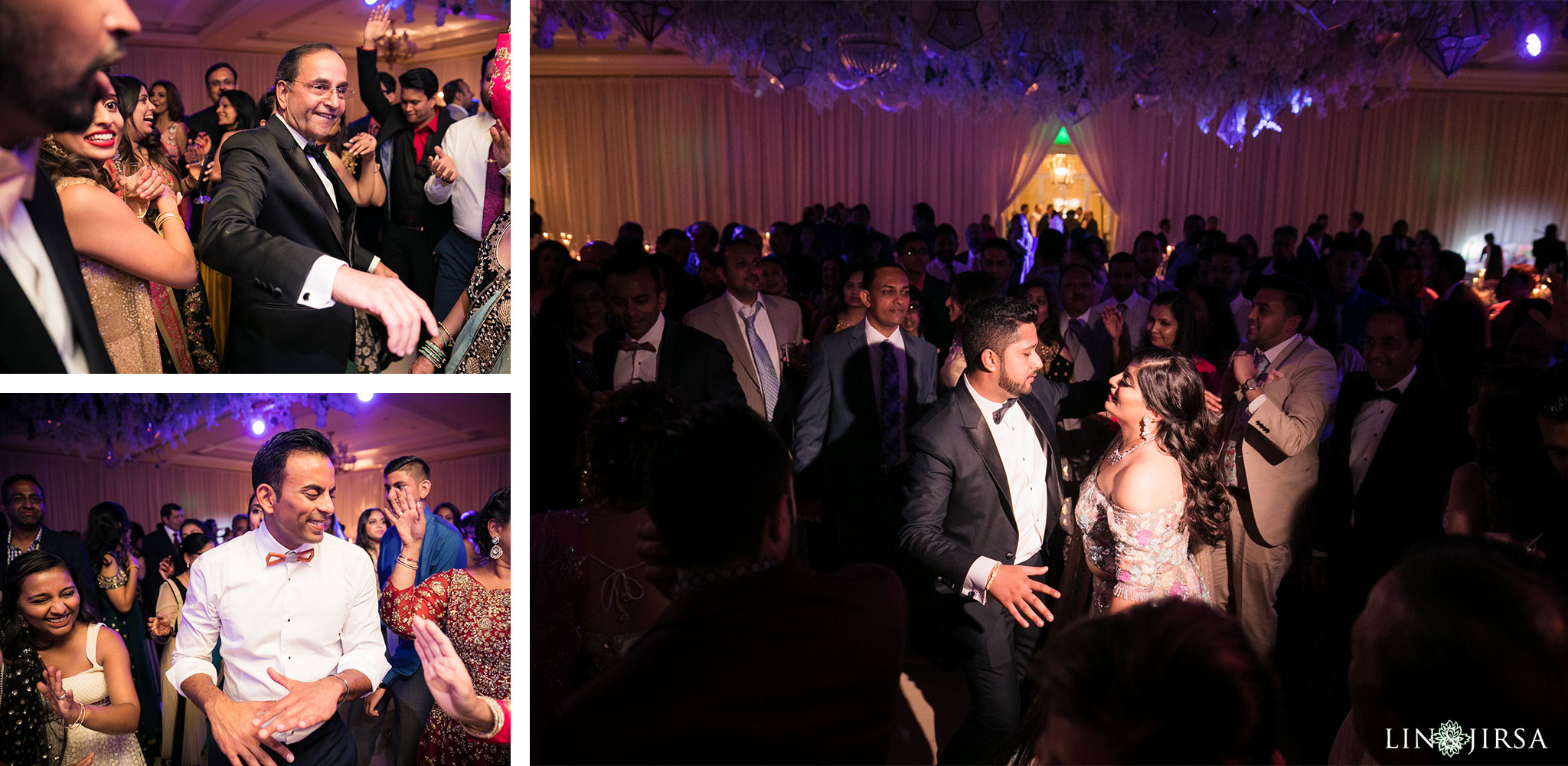065 montage laguna beach indian wedding reception photography