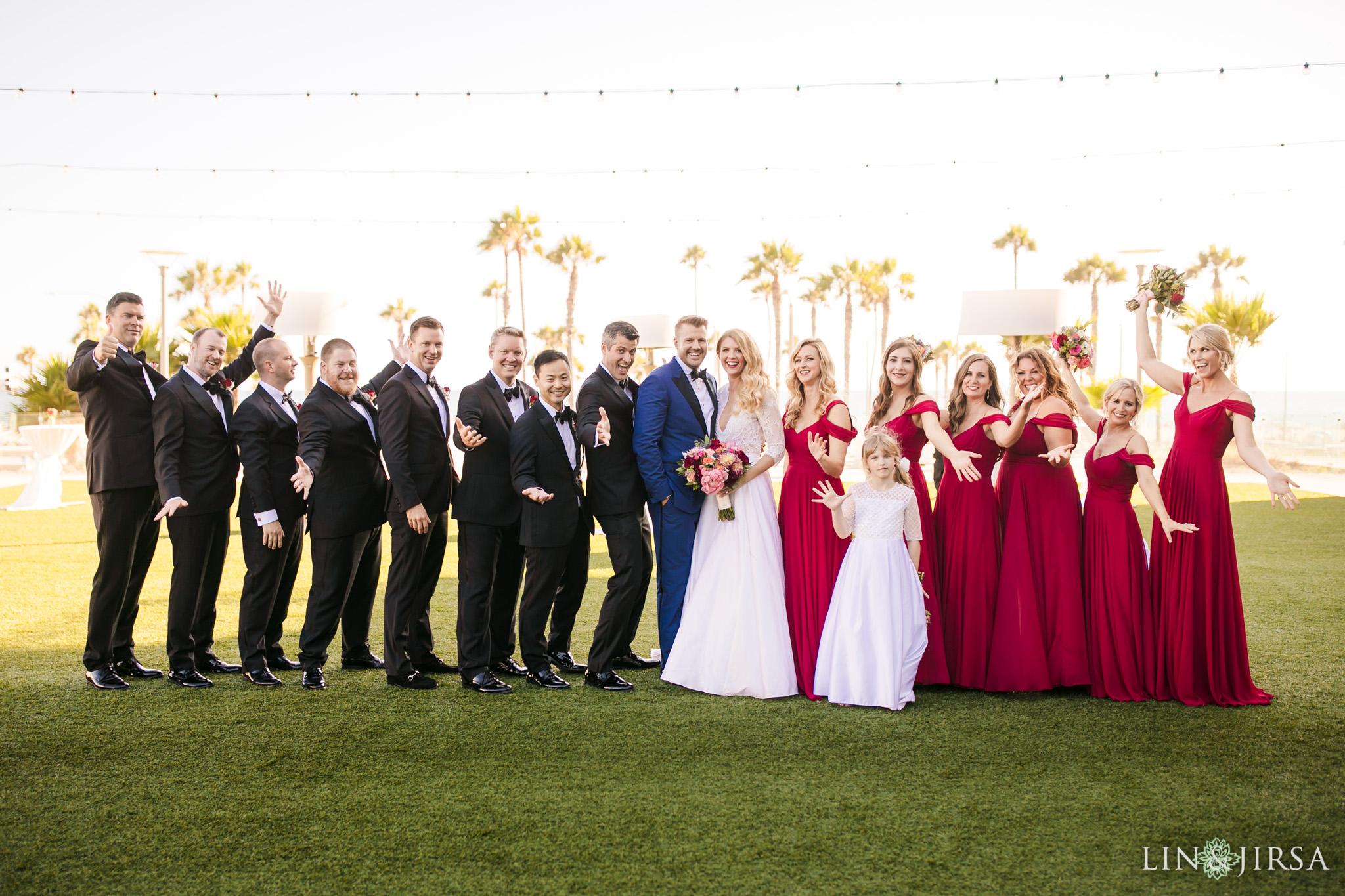 19 pasea hotel huntington beach wedding photography