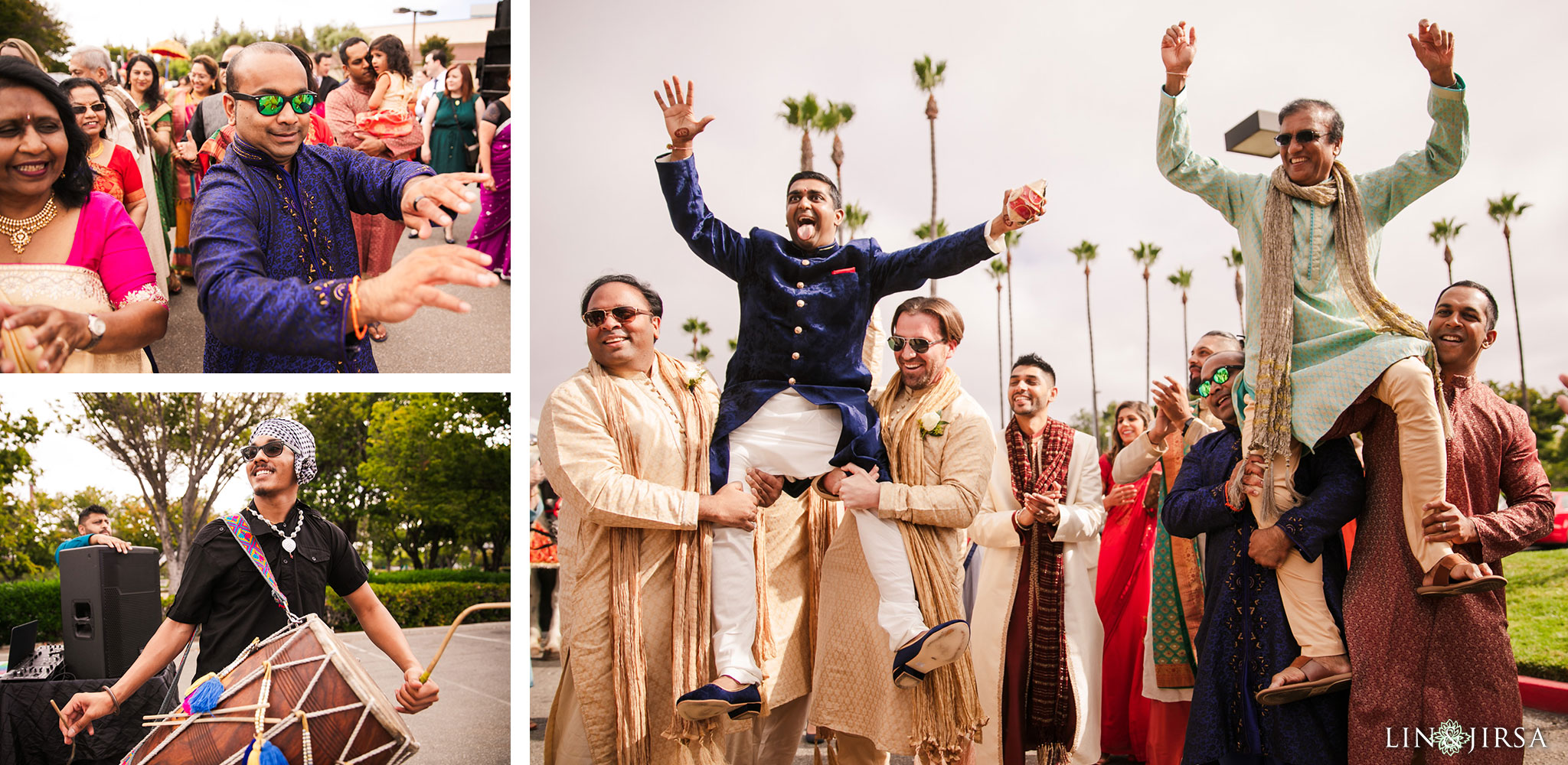 017 marriott santa clara indian wedding baraat photography