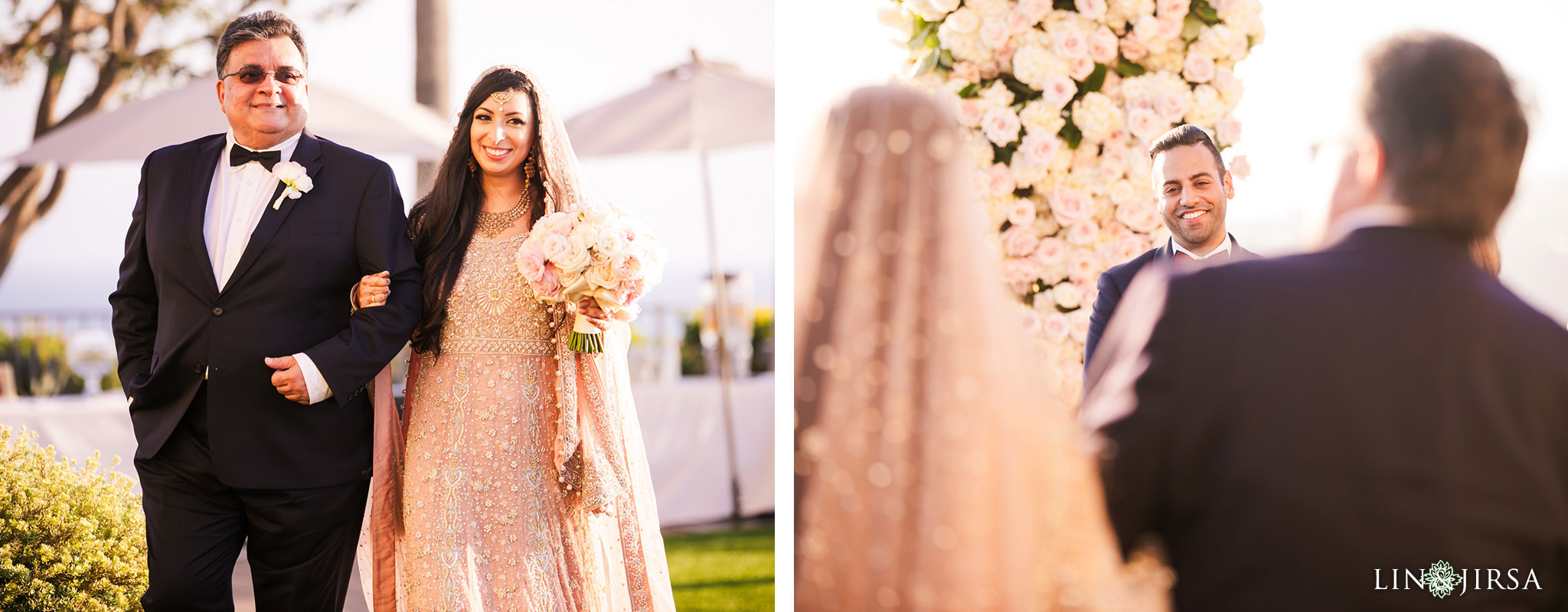 018 ritz carlton laguna niguel south asian wedding ceremony photography