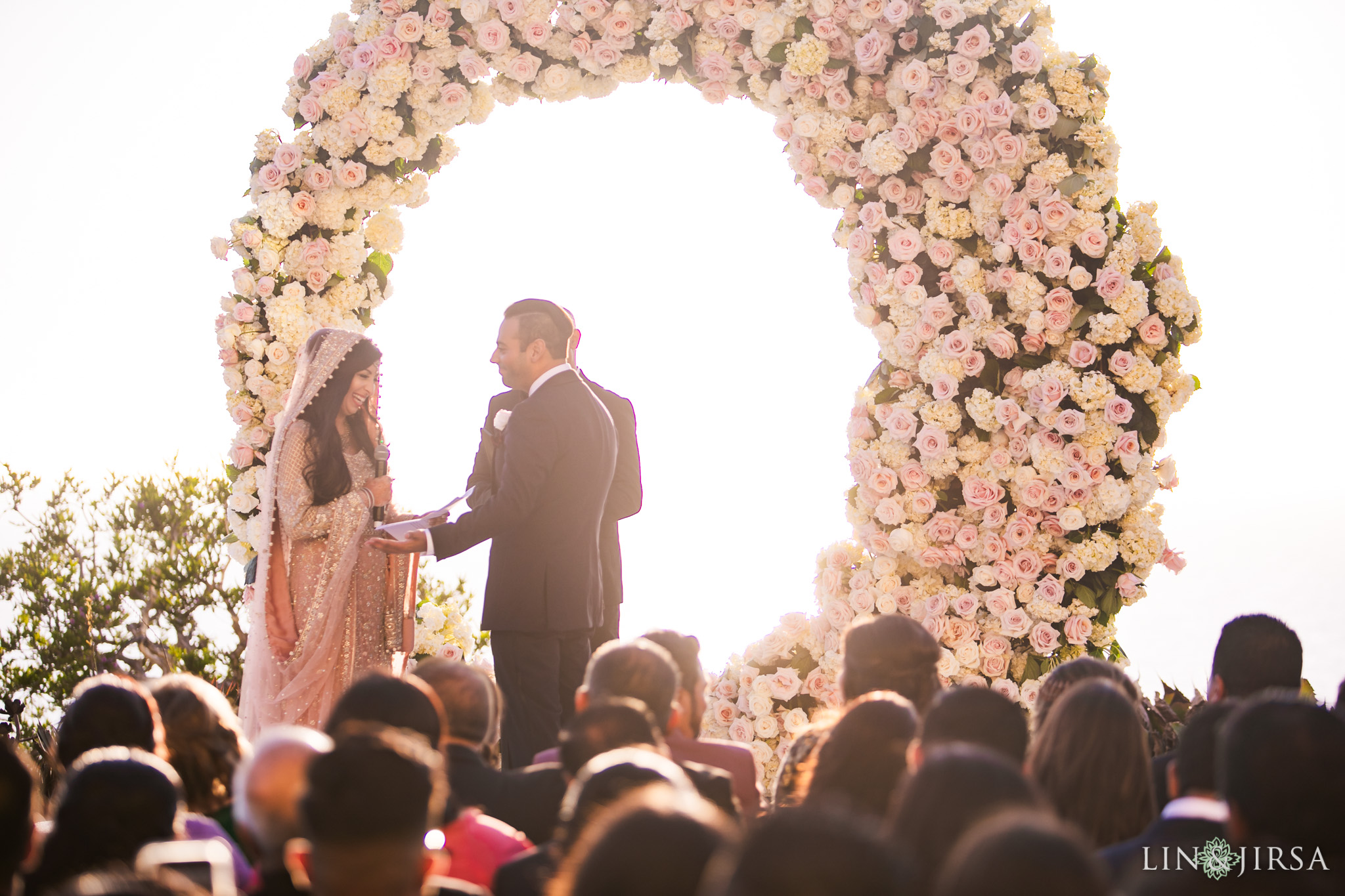 019 ritz carlton laguna niguel south asian wedding ceremony photography