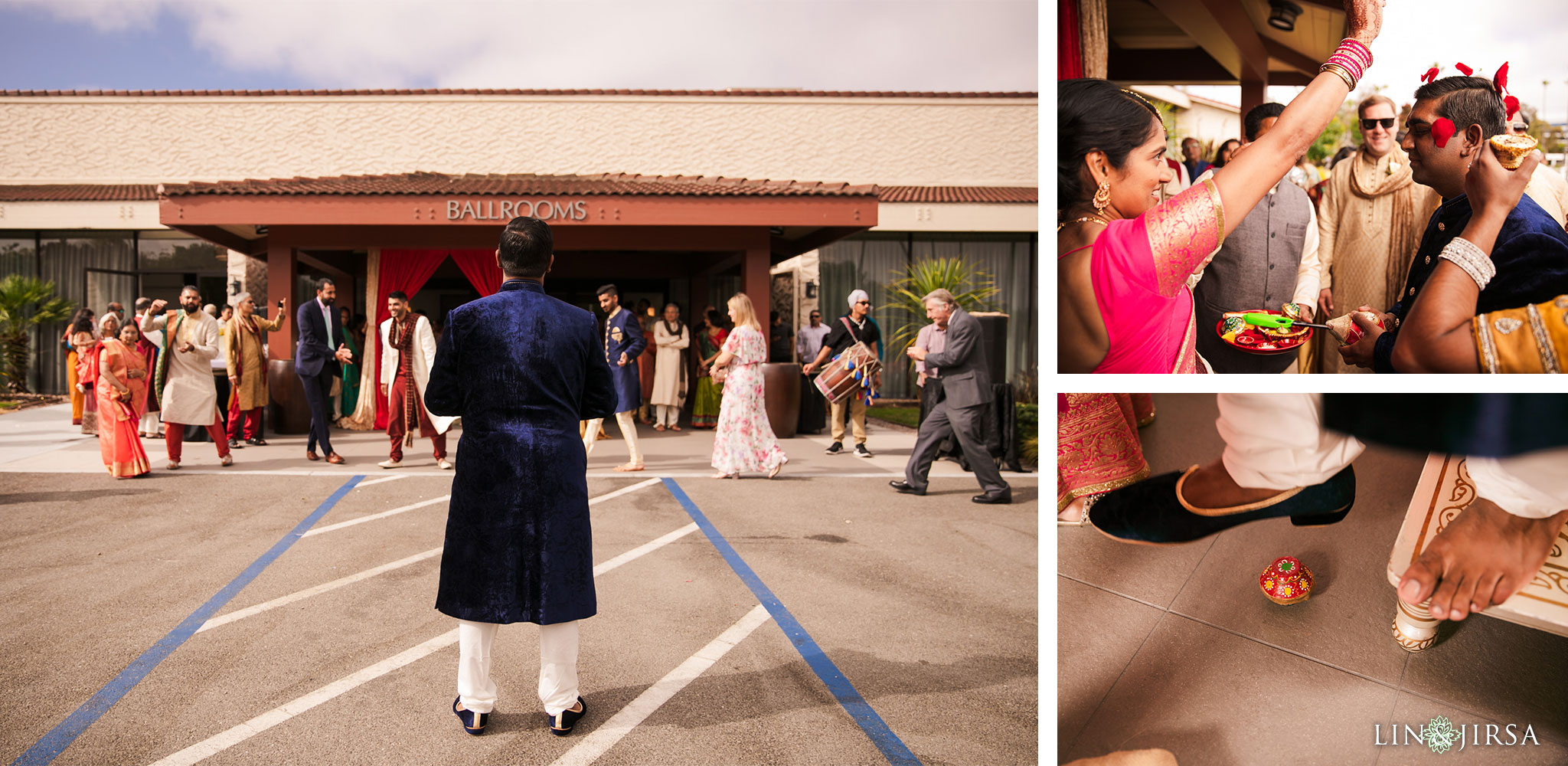 020 marriott santa clara indian wedding baraat photography