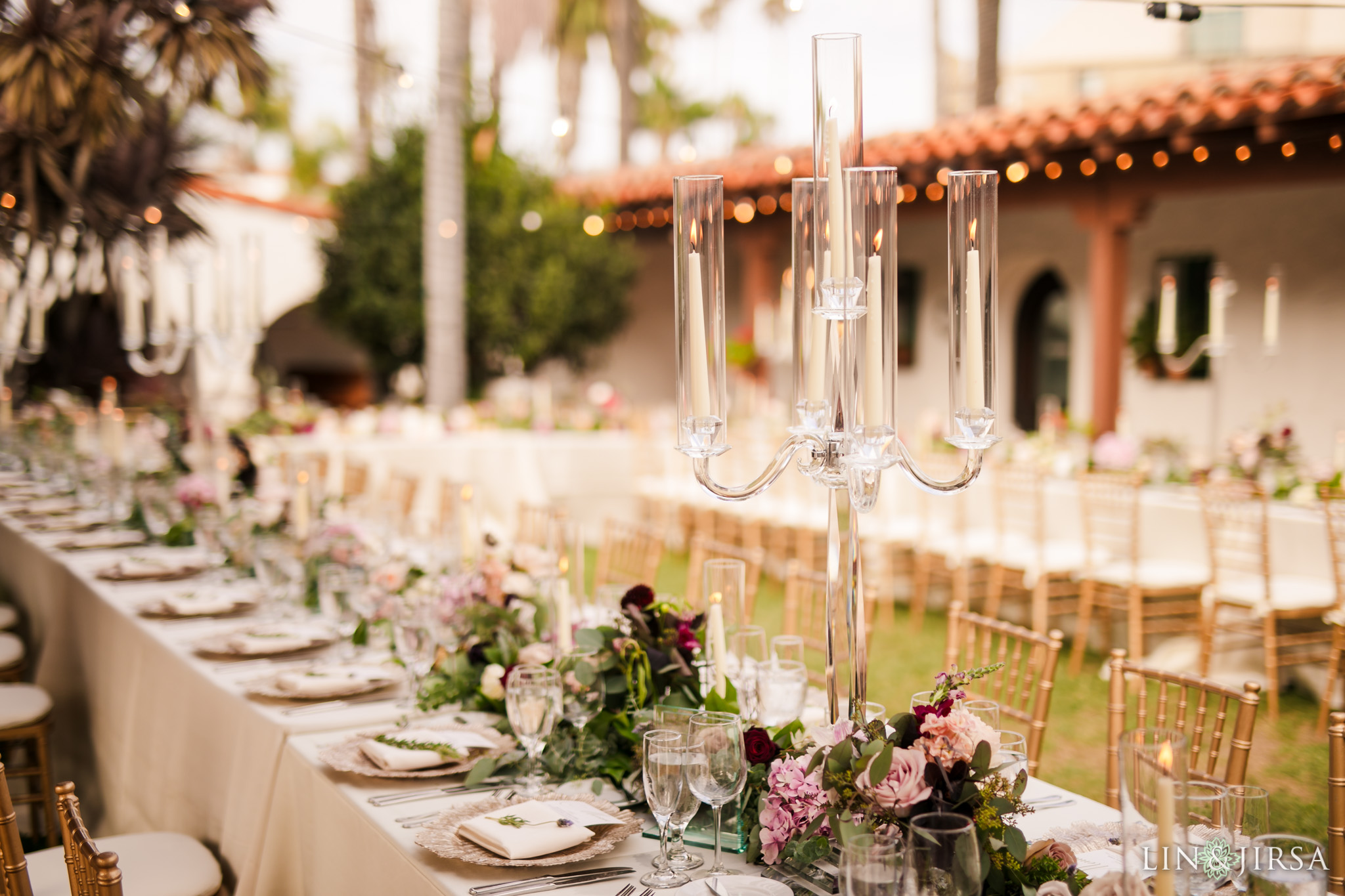 022 casa romantica san clemente wedding reception photography