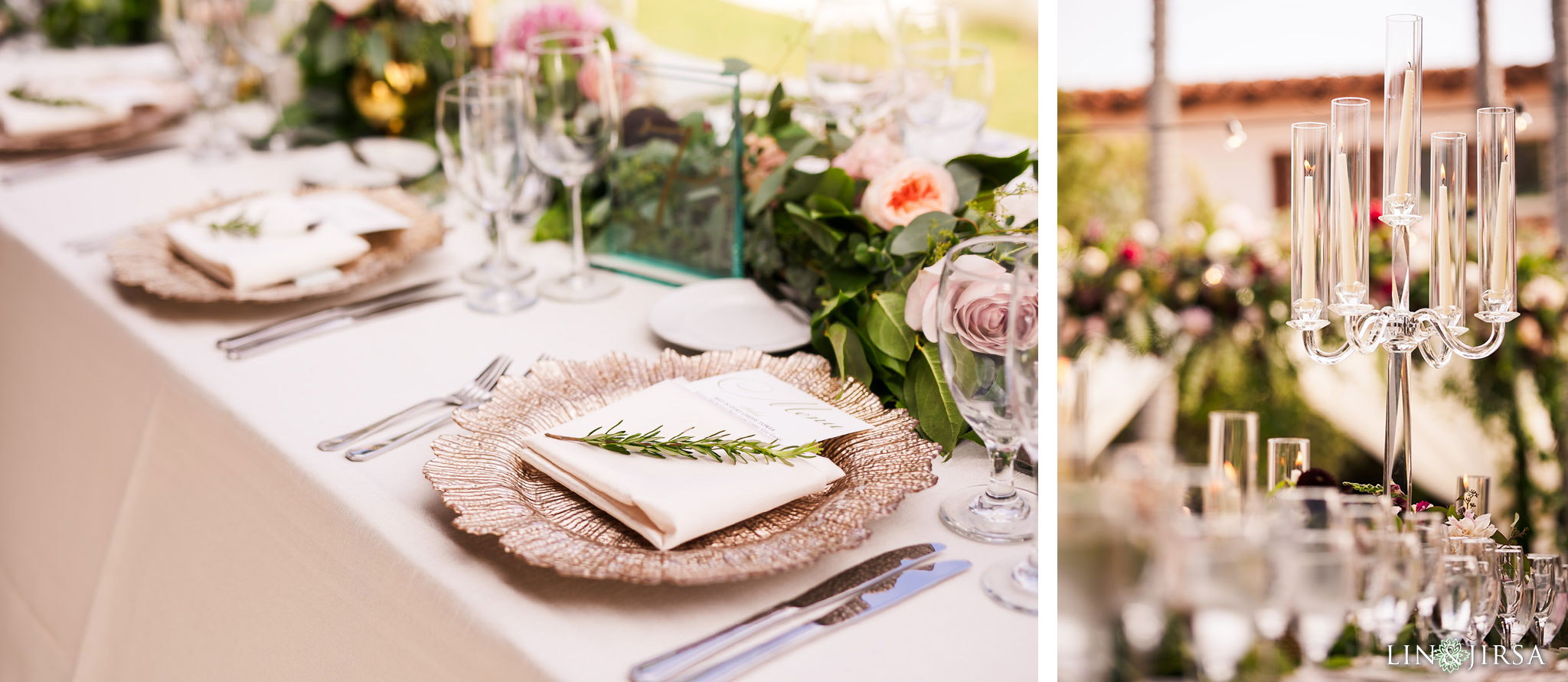 023 casa romantica san clemente wedding reception photography