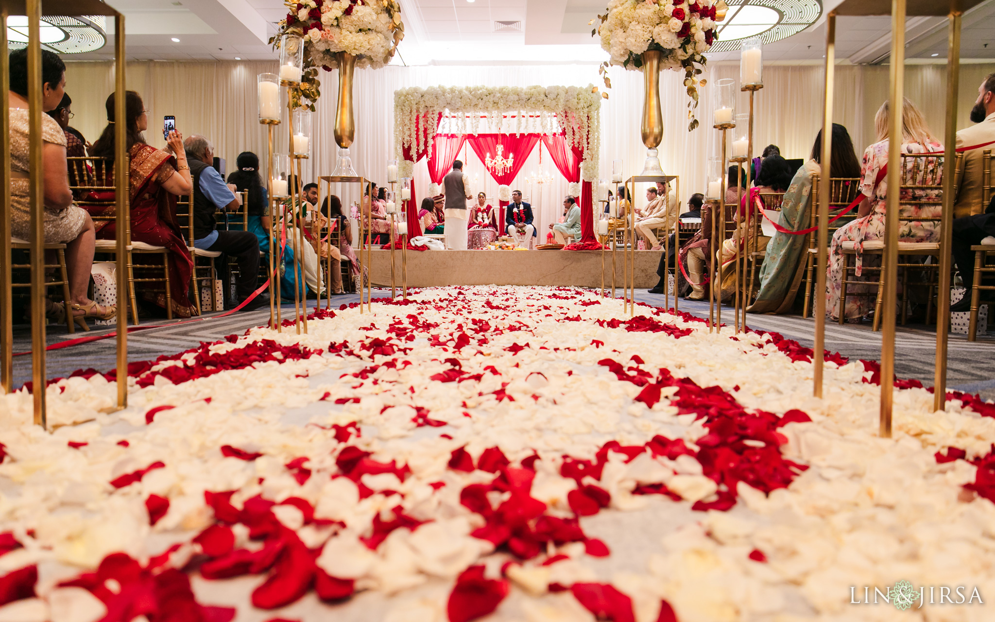 025 marriott santa clara indian wedding hindu ceremony photography