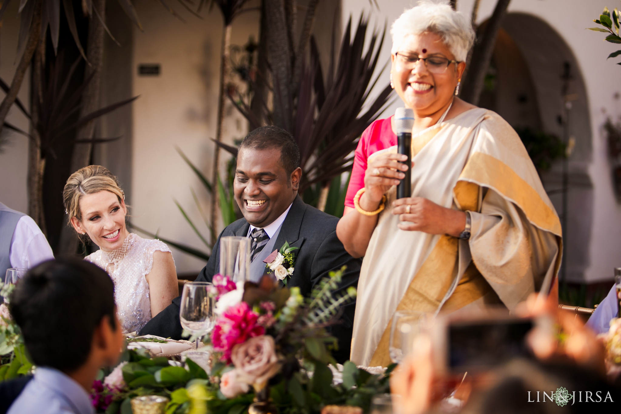 028 casa romantica san clemente wedding reception photography