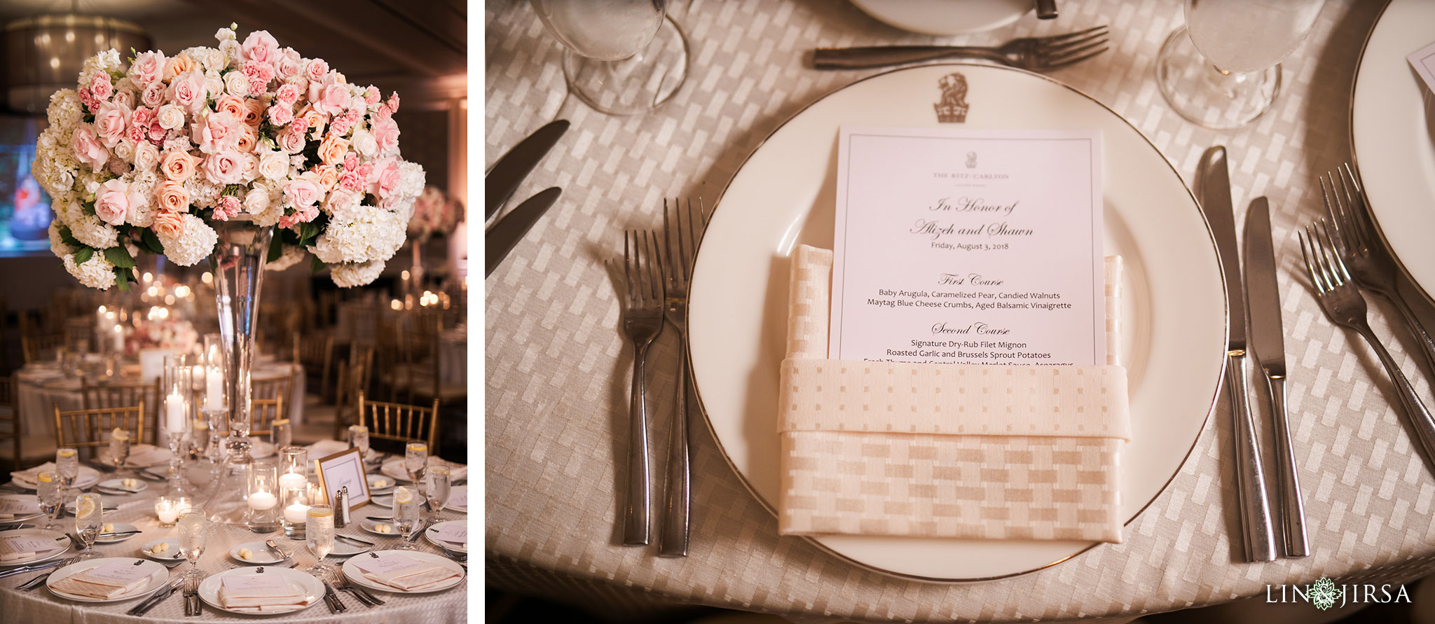 028 ritz carlton laguna niguel south asian wedding reception photography