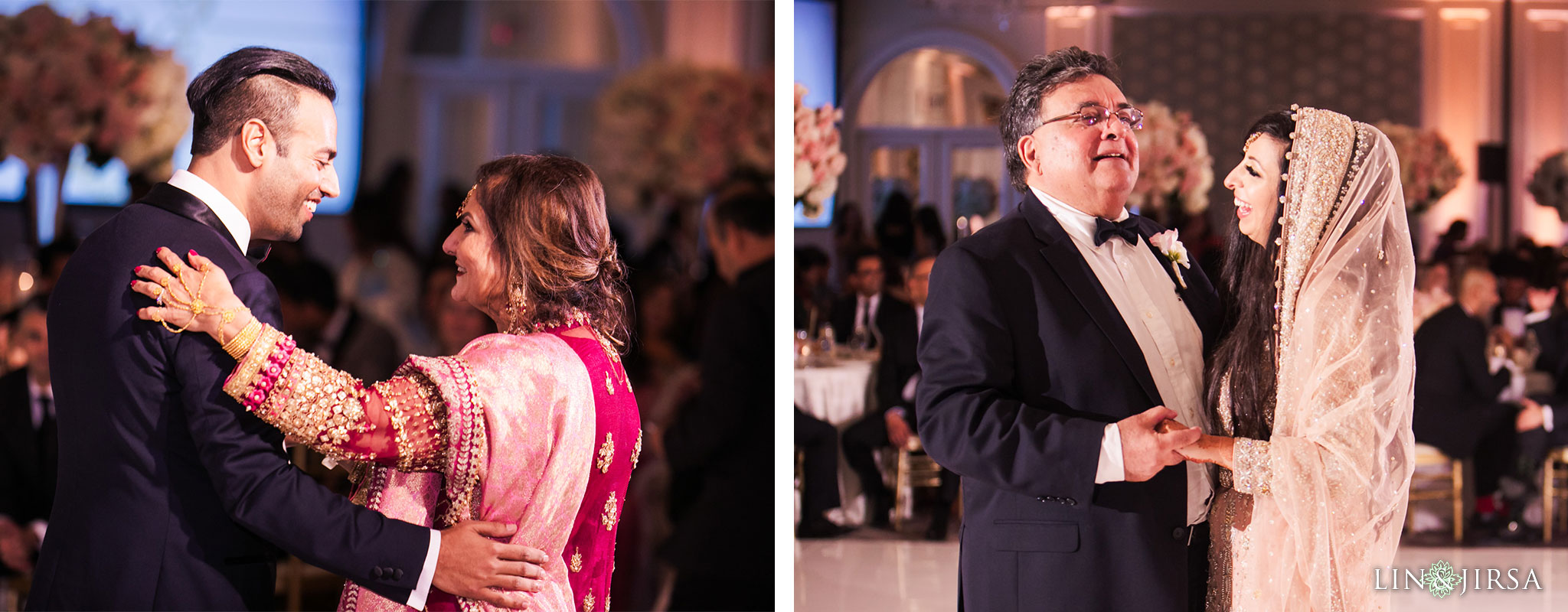 034 ritz carlton laguna niguel south asian wedding reception photography
