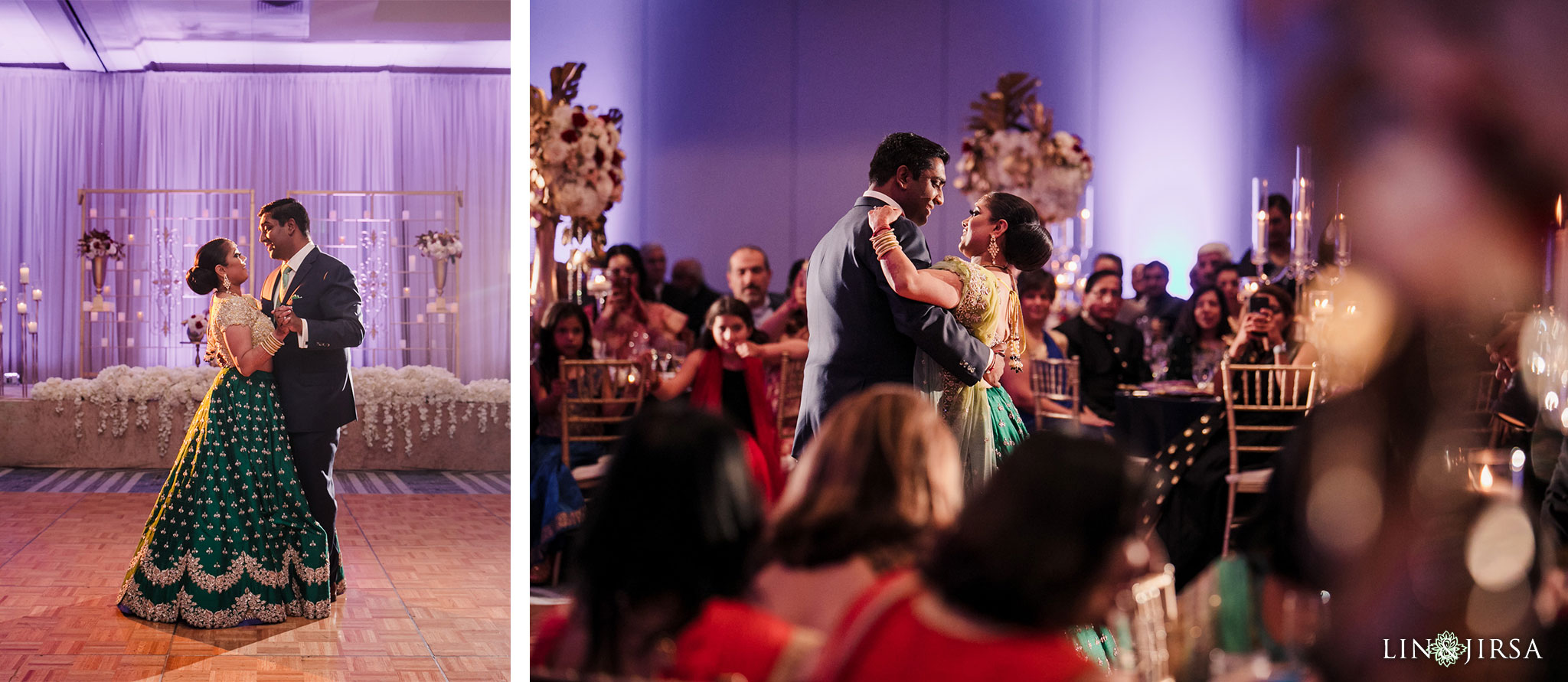 041 marriott santa clara indian wedding reception photography