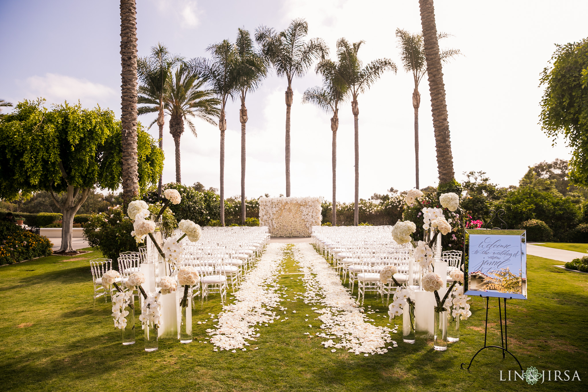 13 park hyatt aviara san diego wedding ceremony photography
