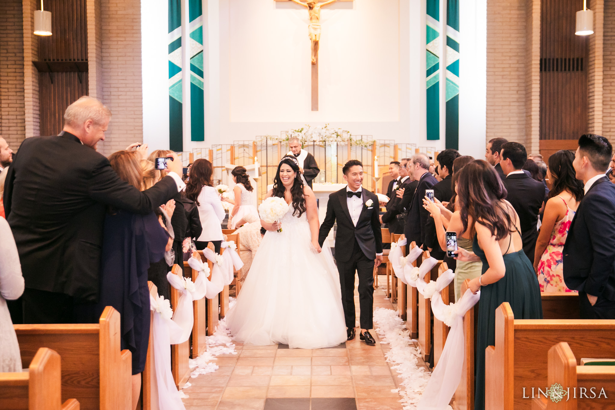 18 st paschal babylon church thousand oaks wedding ceremony photography