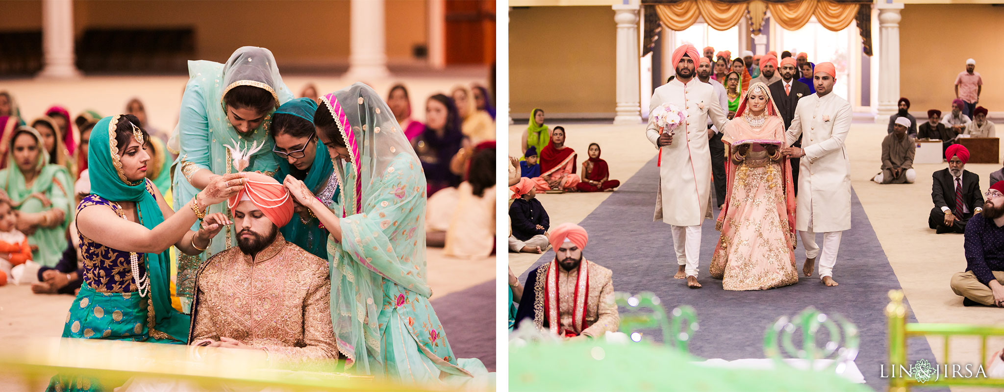 21 gurdwara sahib san jose punjabi sikh indian wedding ceremony photography