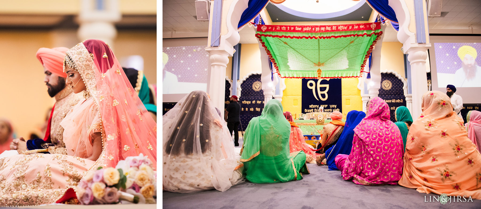 22 gurdwara sahib san jose punjabi sikh indian wedding ceremony photography
