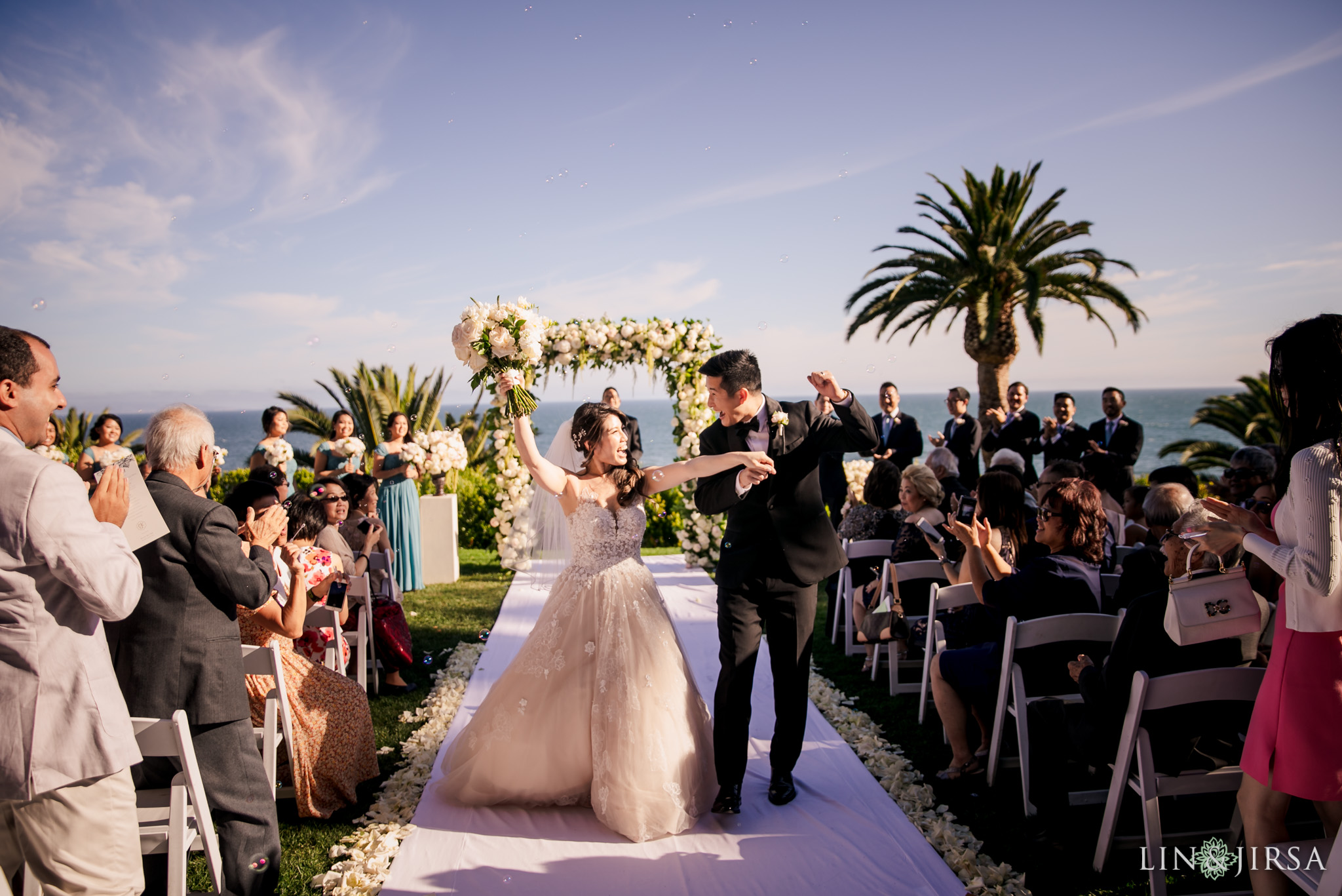 29 bel air bay club malibu wedding ceremony photography