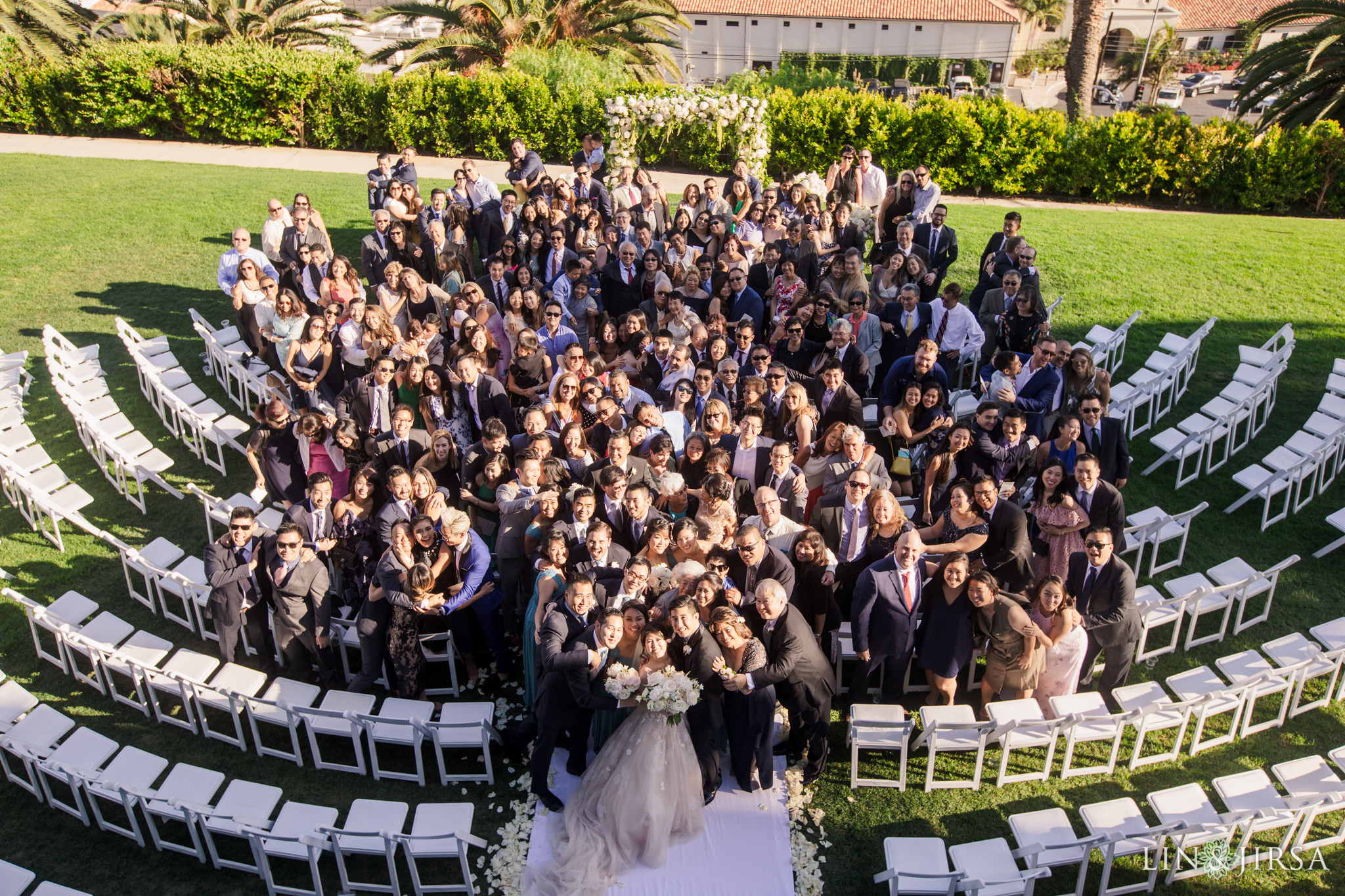 30 bel air bay club malibu wedding ceremony photography