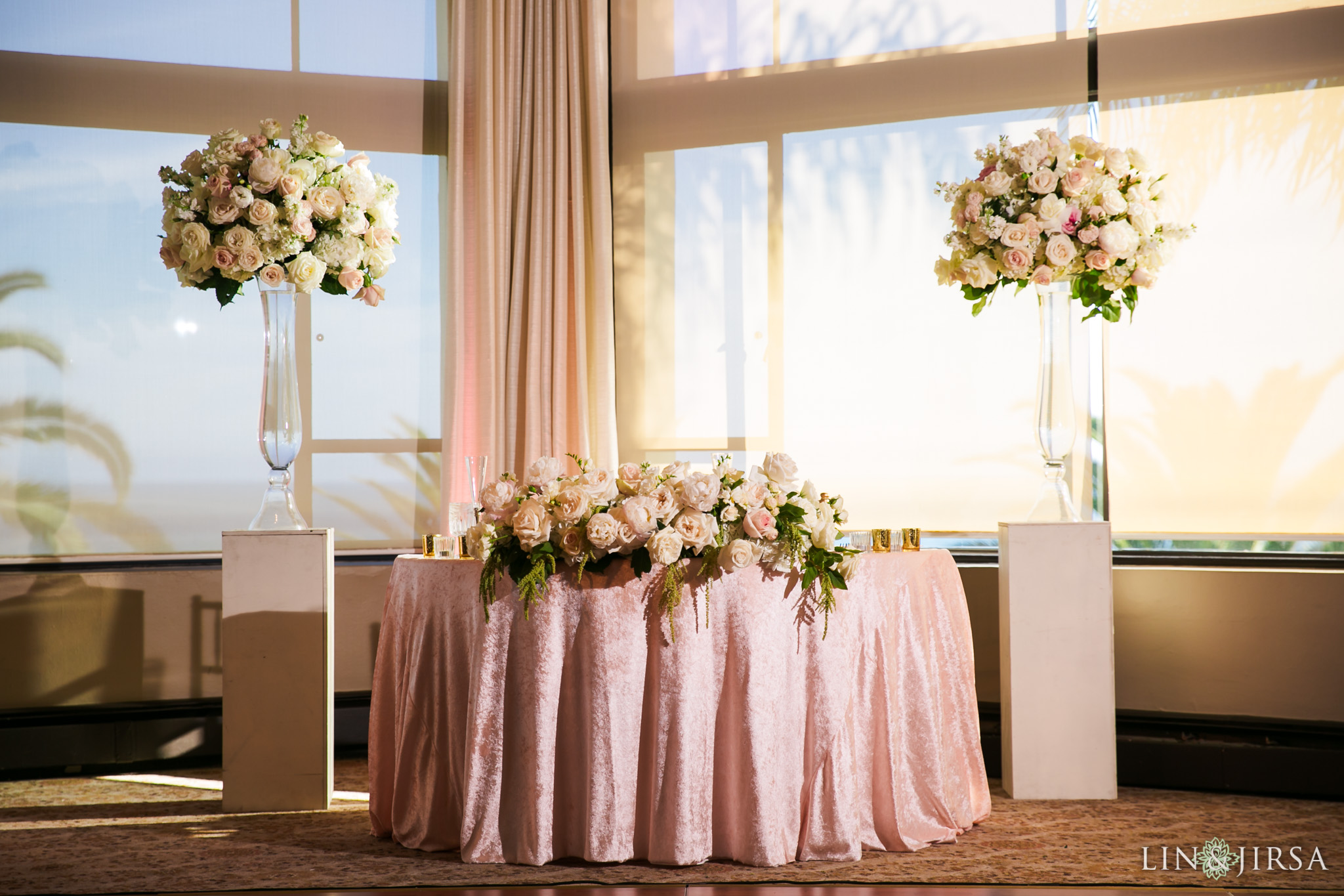 40 bel air bay club malibu wedding reception photography
