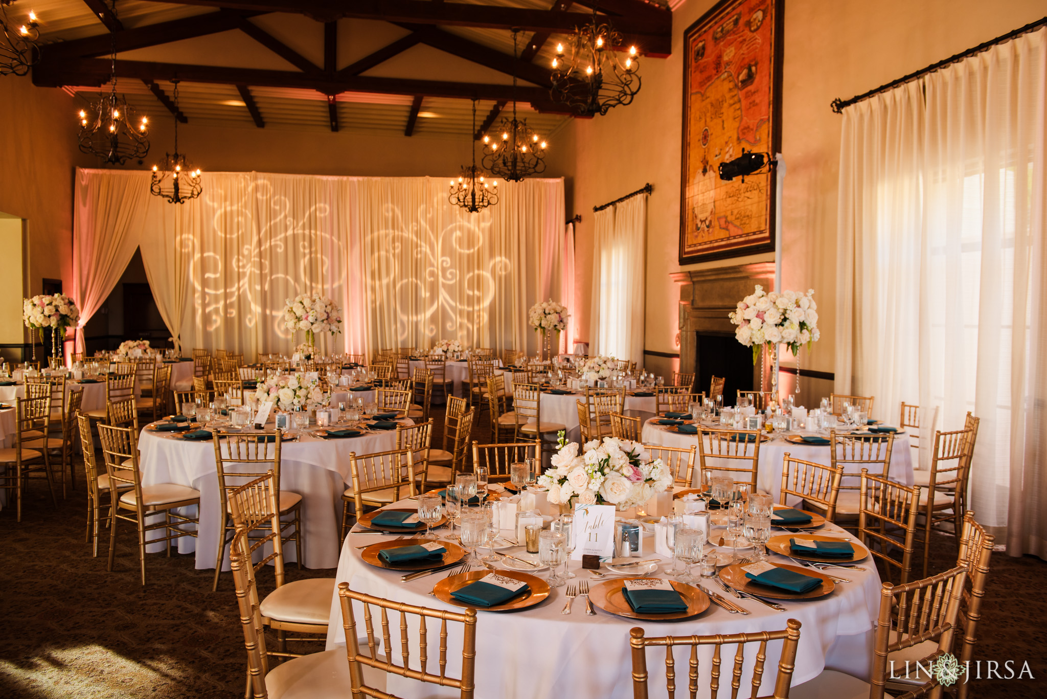 42 bel air bay club malibu wedding reception photography