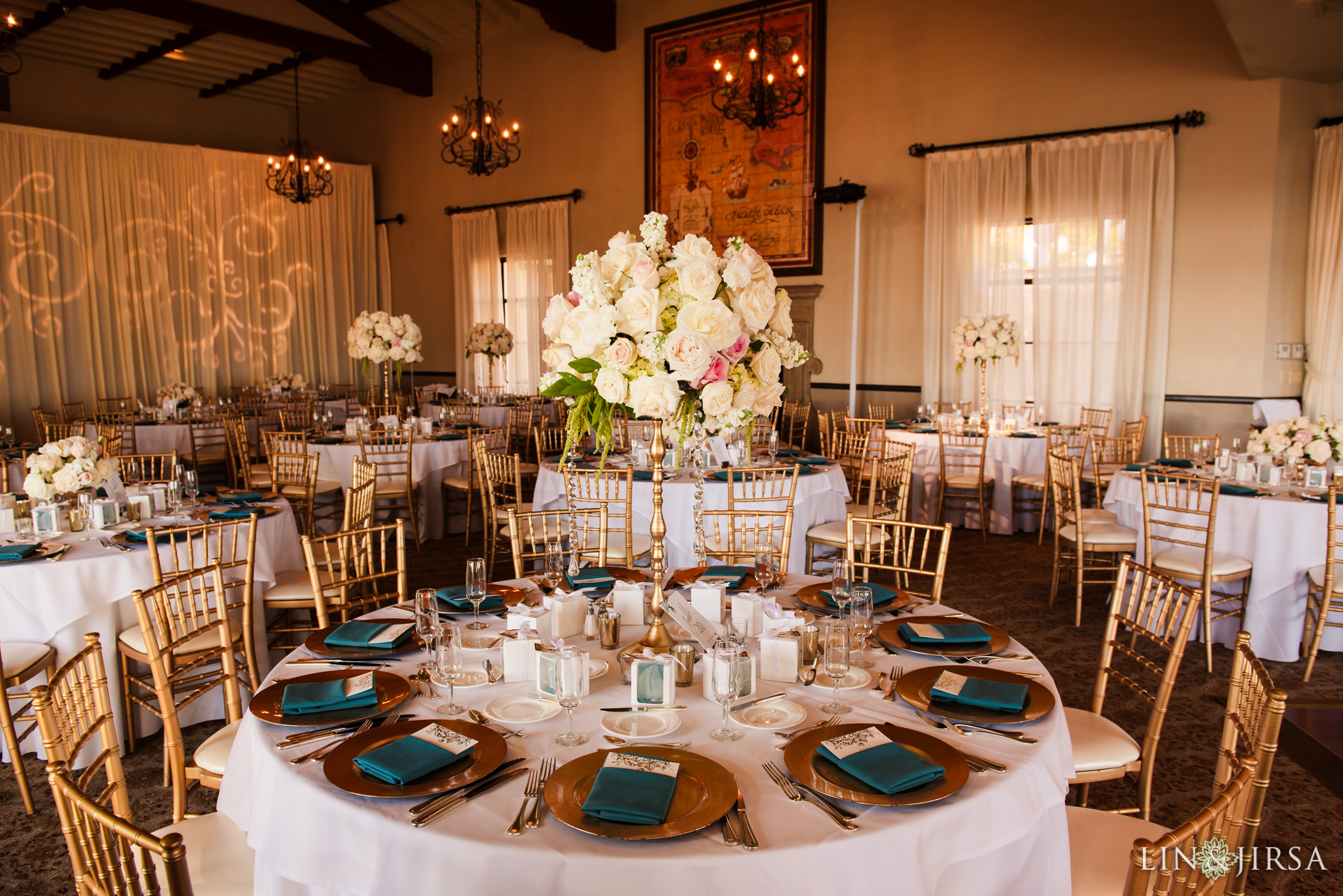 45 bel air bay club malibu wedding reception photography