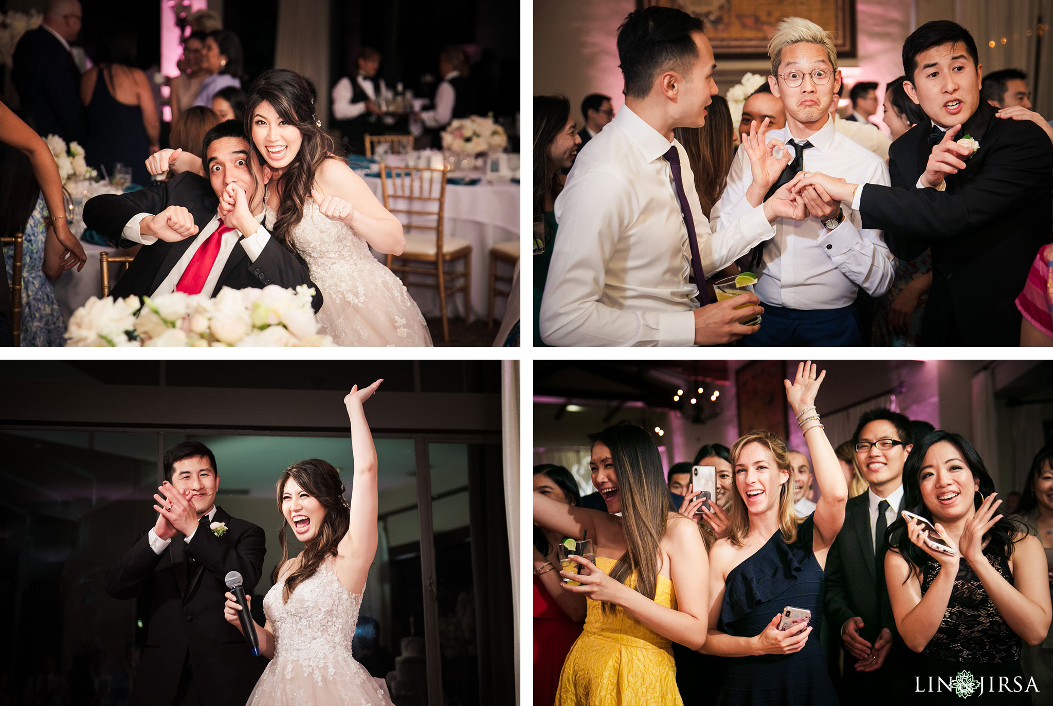 50 bel air bay club malibu wedding reception photography