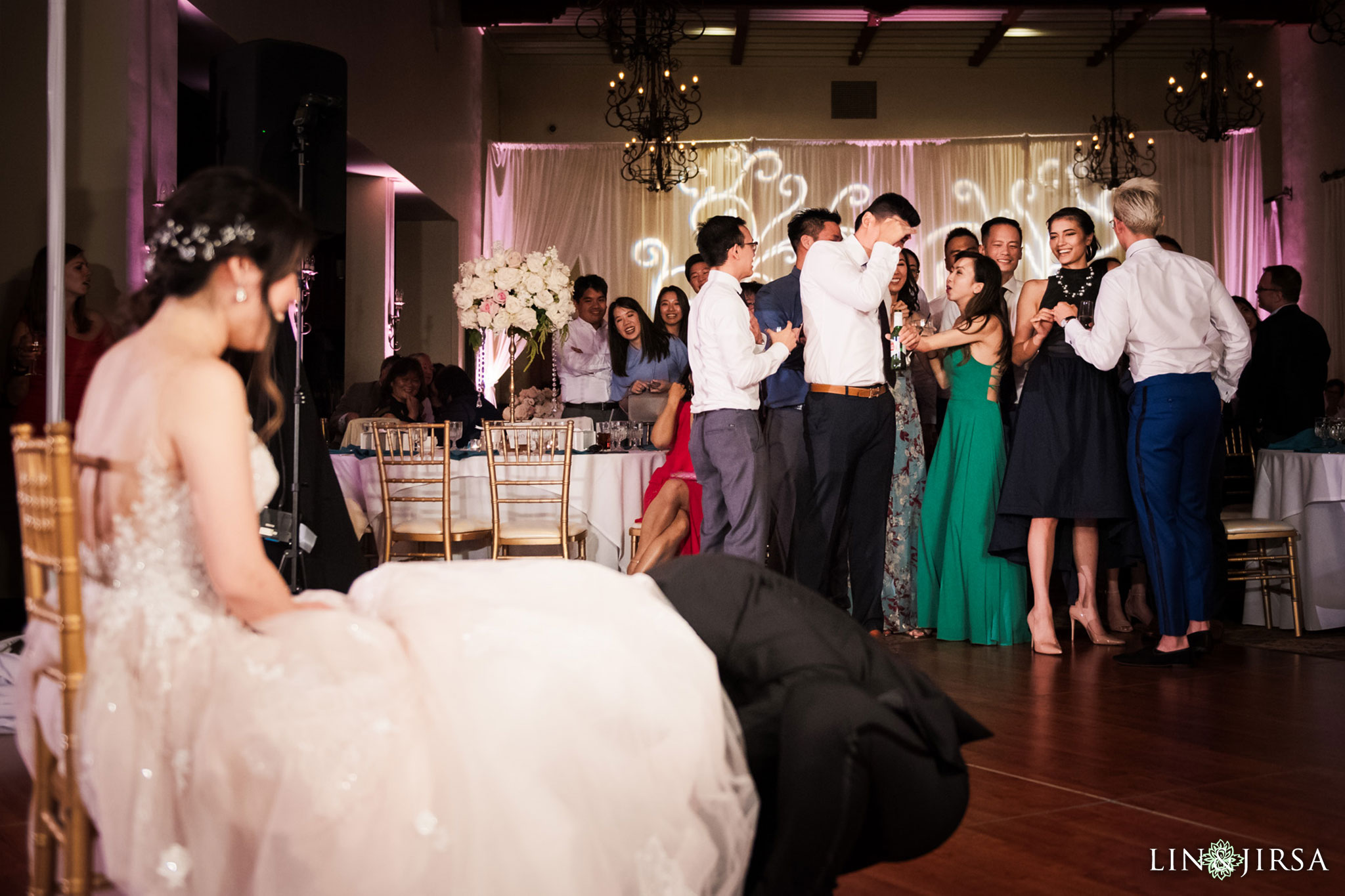 52 bel air bay club malibu wedding reception photography