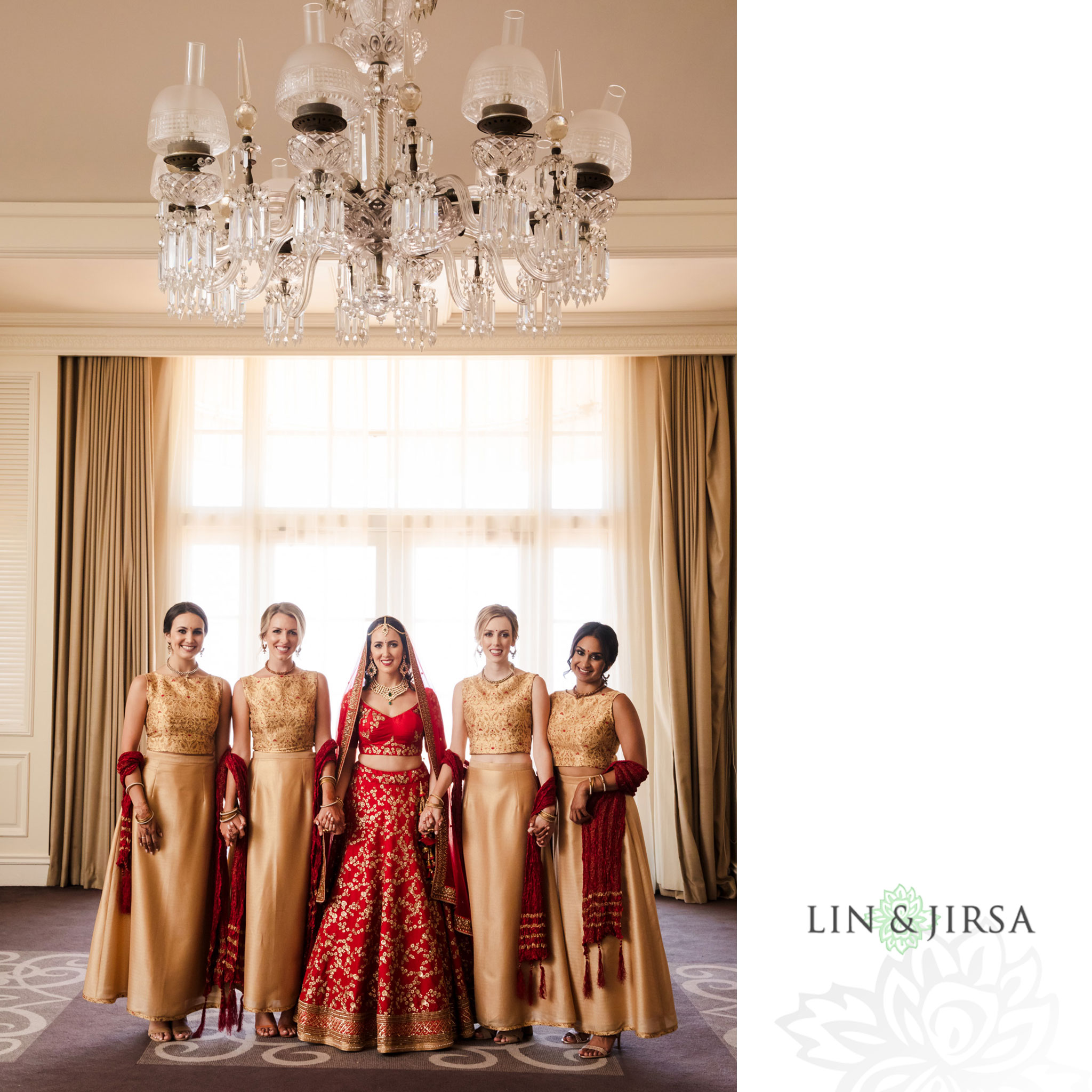 004 ritz carlton laguna niguel indian bridesmaids wedding photography
