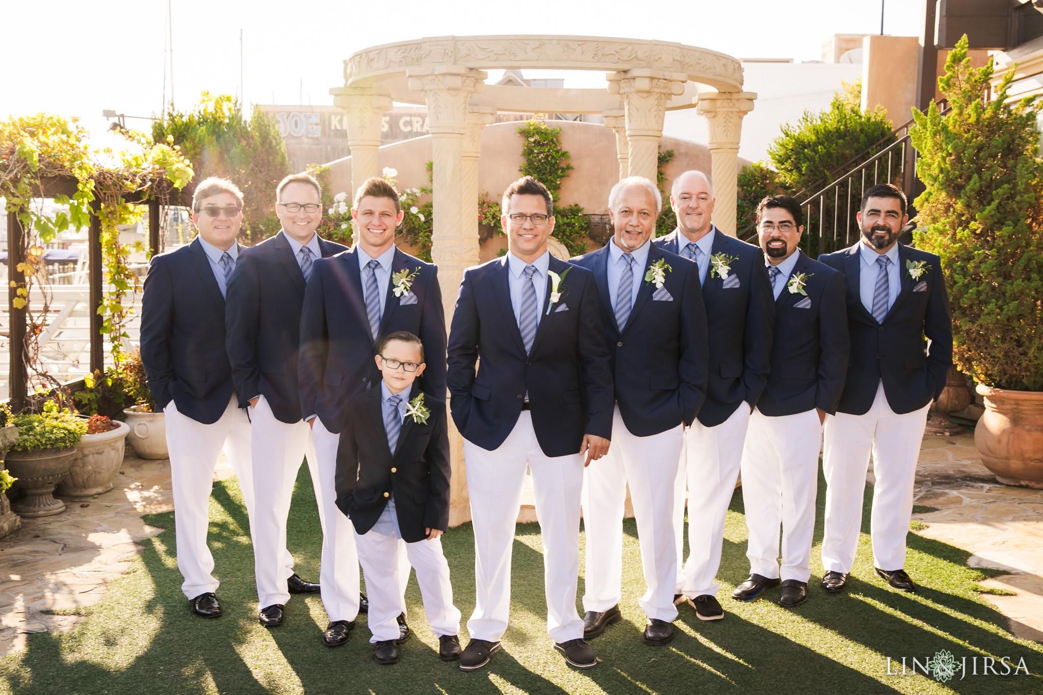 006 orange county groomsmen wedding photography