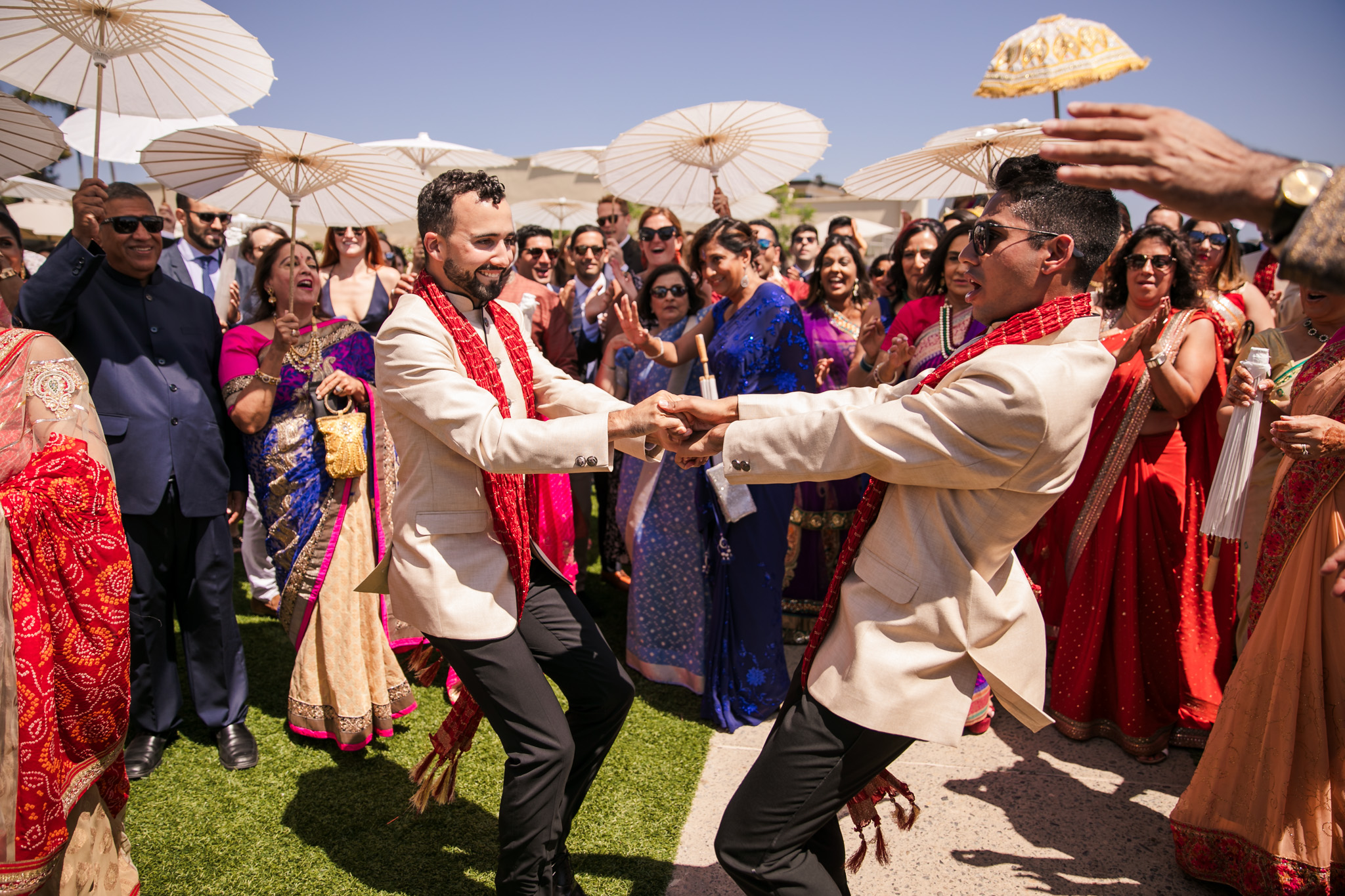 010 ritz carlton laguna niguel indian baraat wedding photography