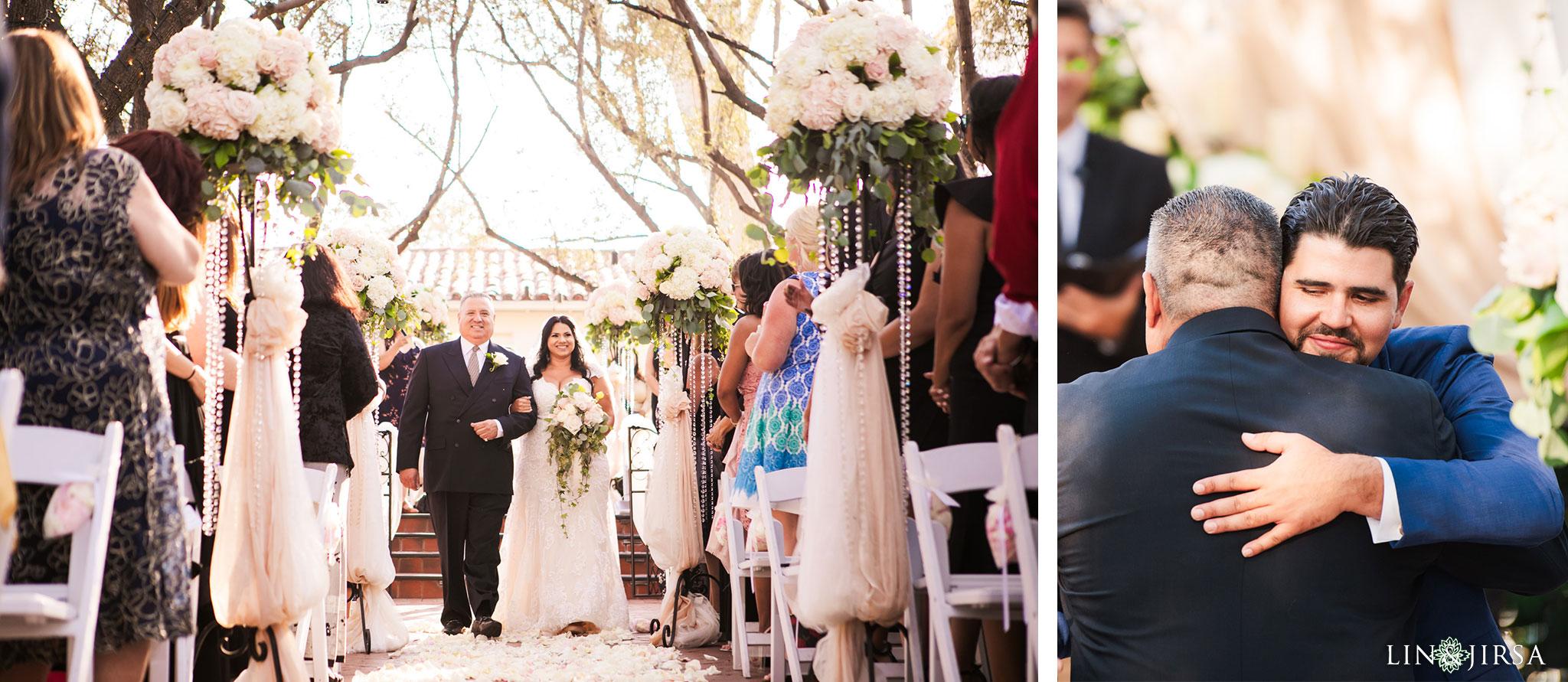 013 padua hills claremont wedding ceremony photography