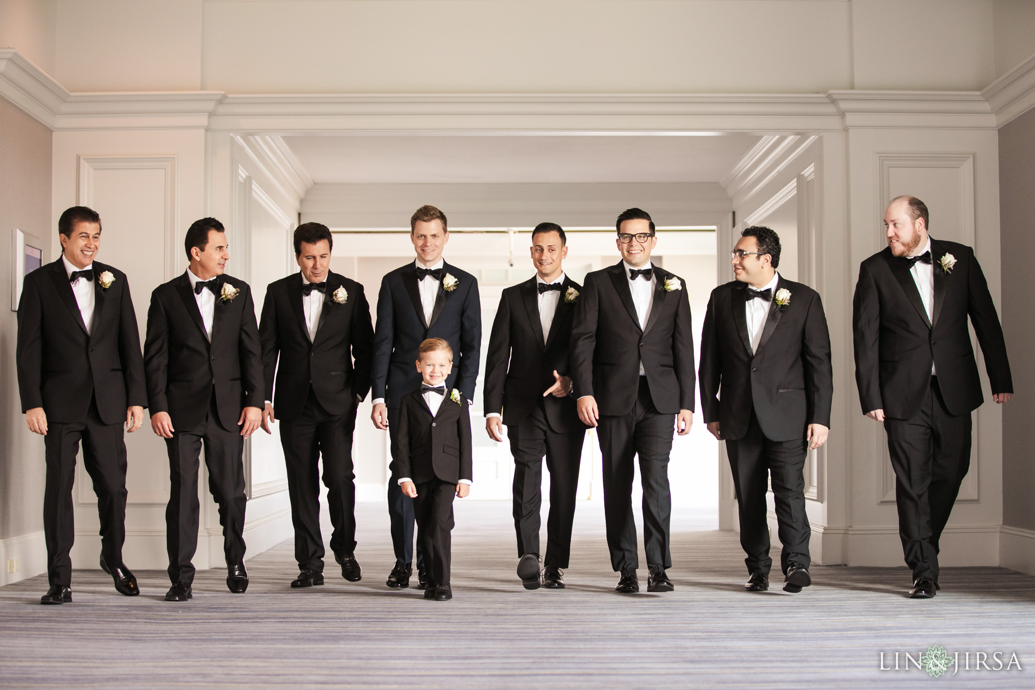 013 ritz carlton marina del rey persian groomsmen wedding photography