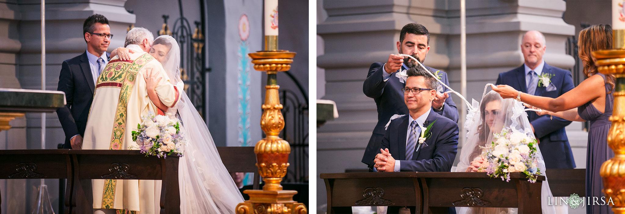 015 mission basilica san juan capistrano wedding ceremony photography