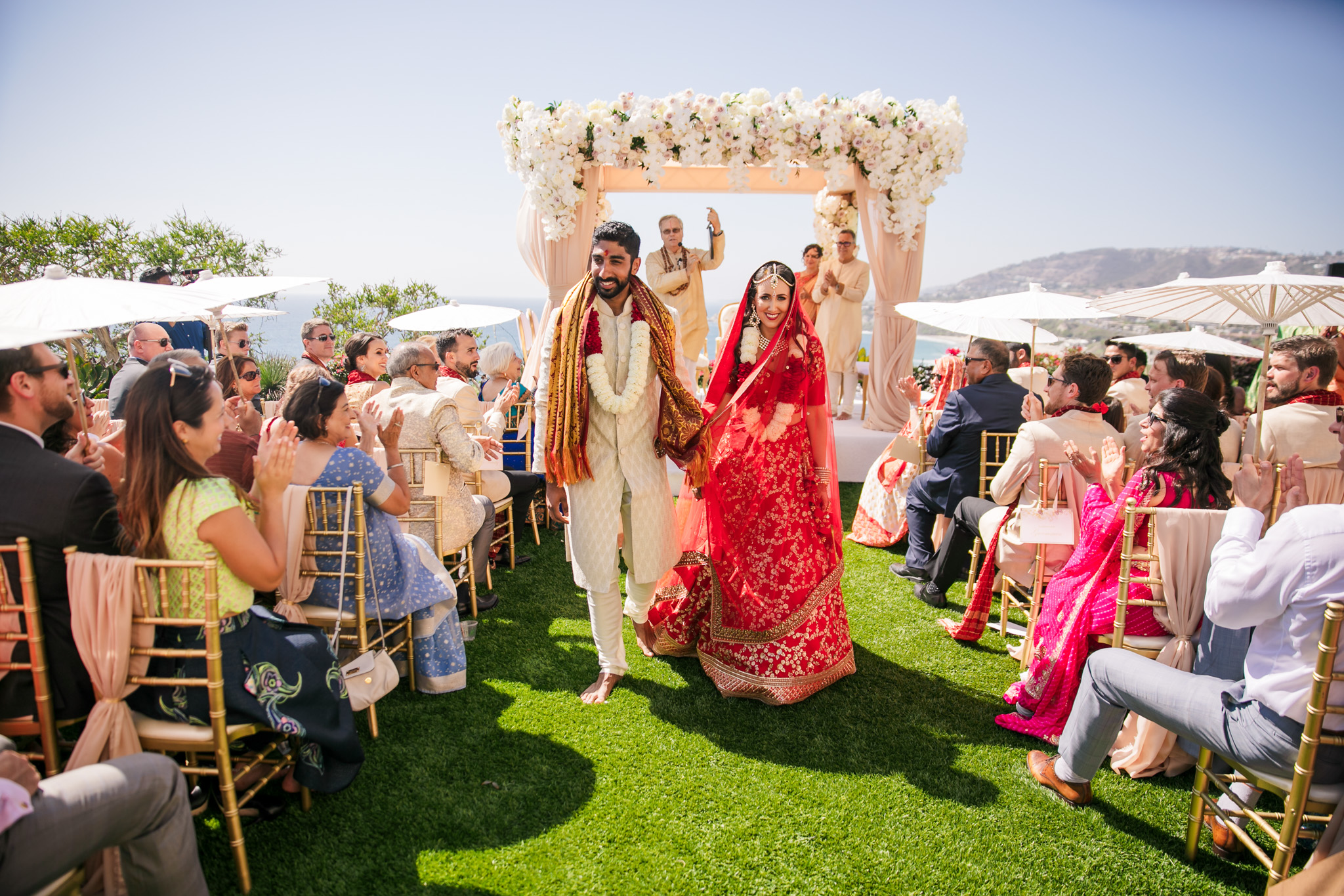 021 ritz carlton laguna niguel indian wedding ceremony photography