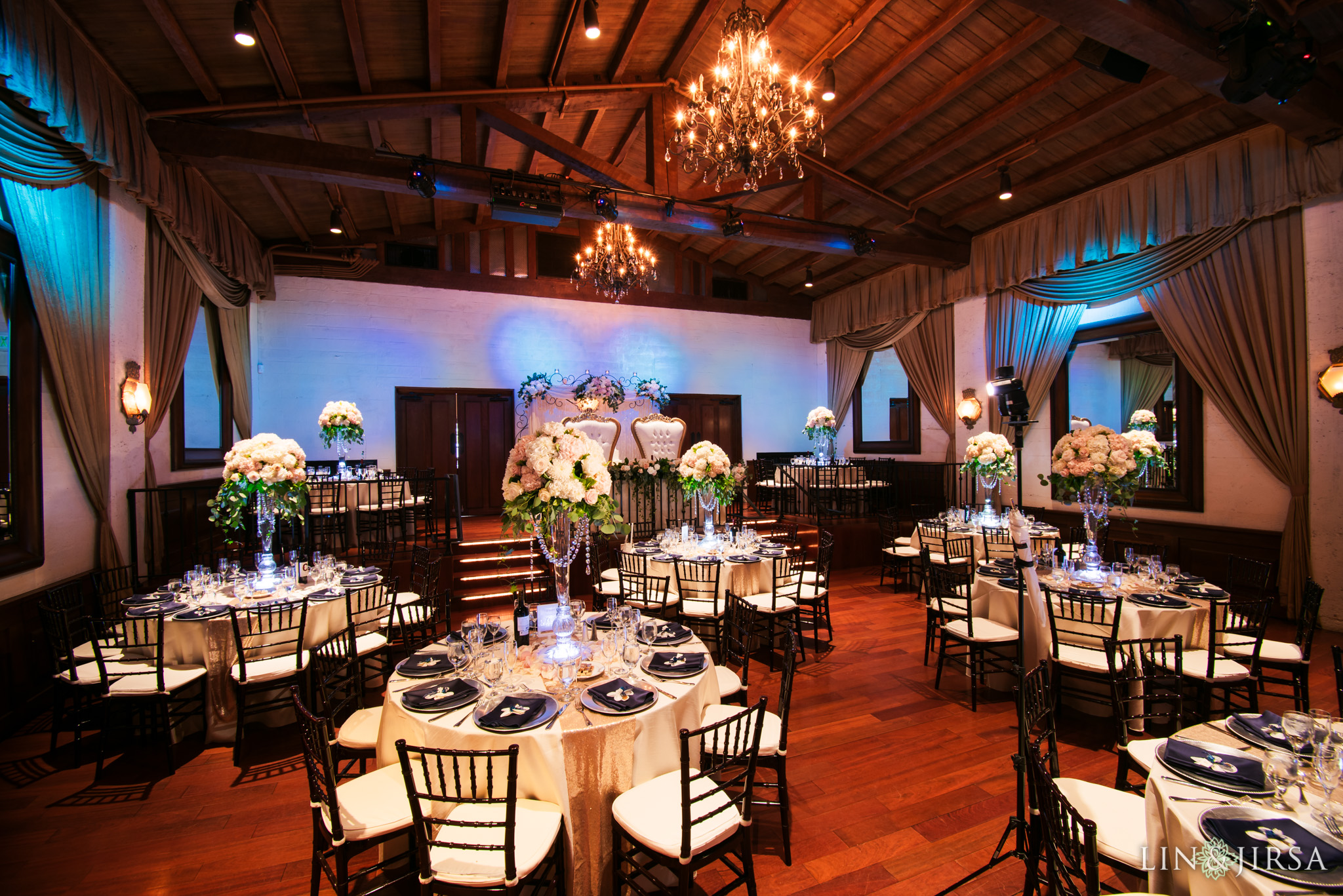 022 padua hills claremont wedding reception photography
