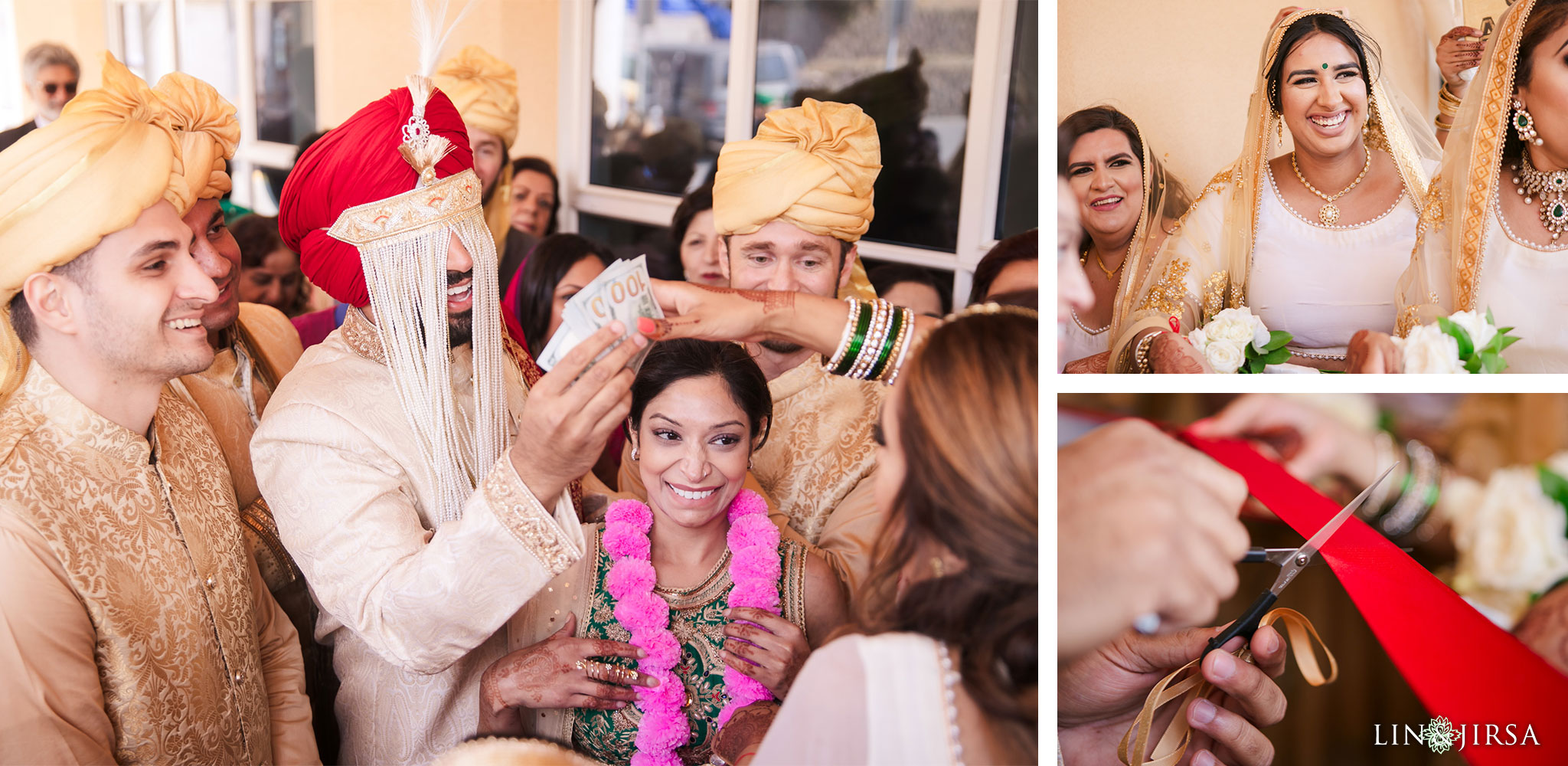 022 san francisco sikh center punjabi wedding photography