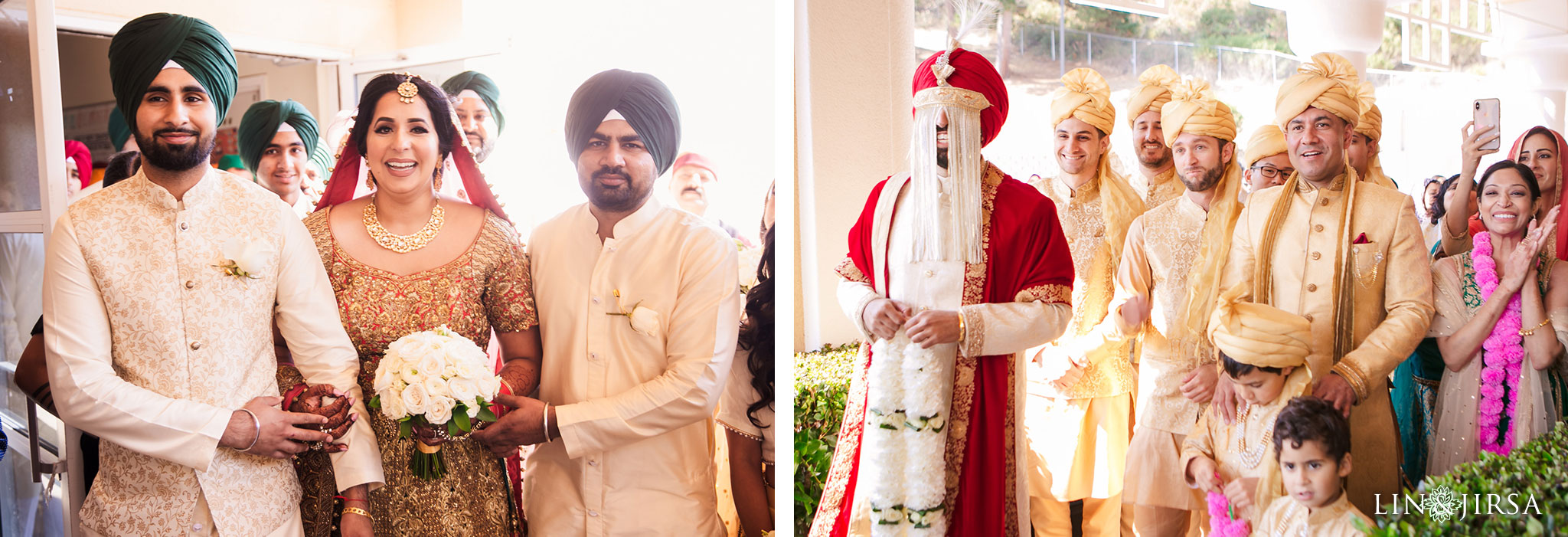 023 san francisco sikh center punjabi wedding photography