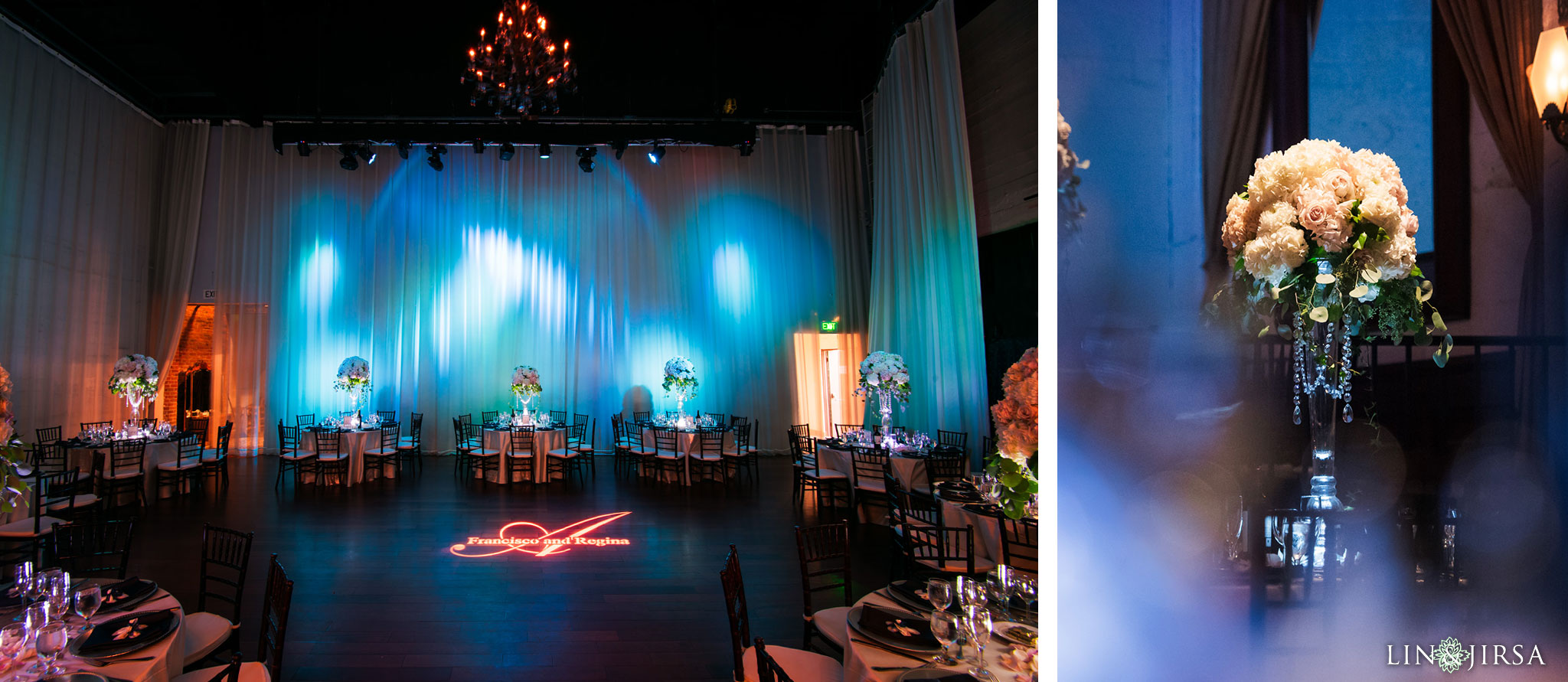 024 padua hills claremont wedding reception photography