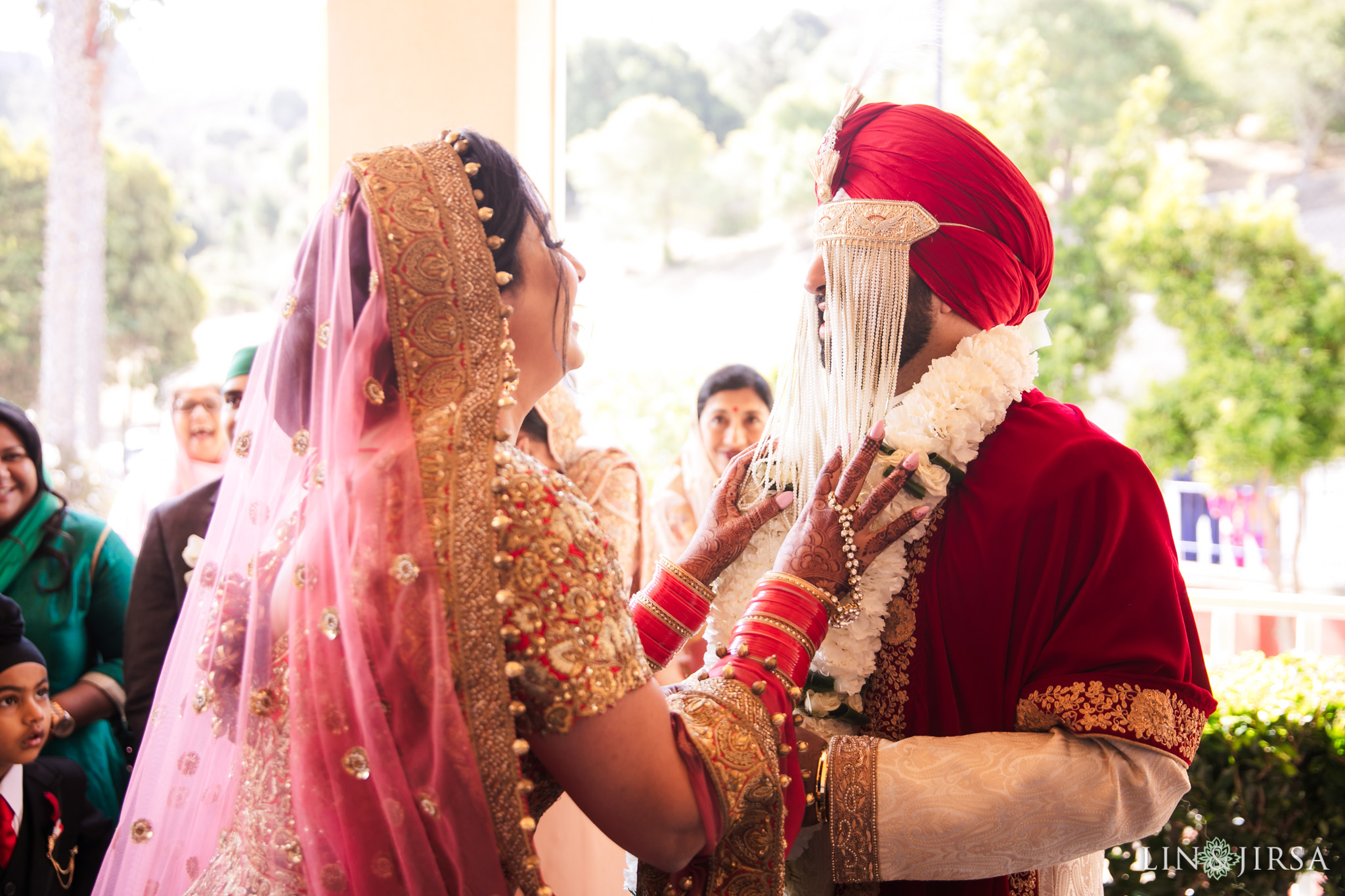 024 san francisco sikh center punjabi wedding photography