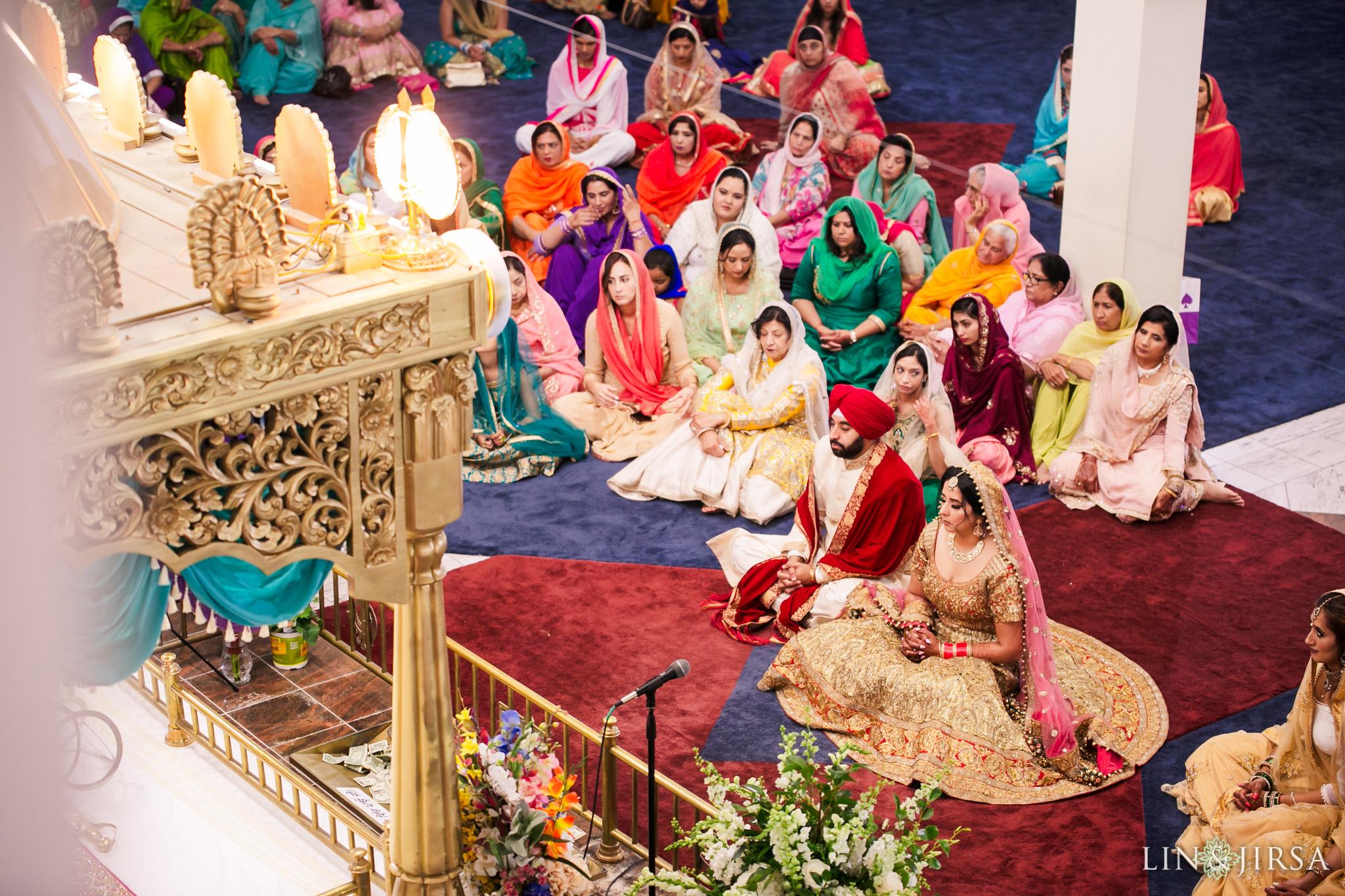 029 san francisco sikh center punjabi wedding photography
