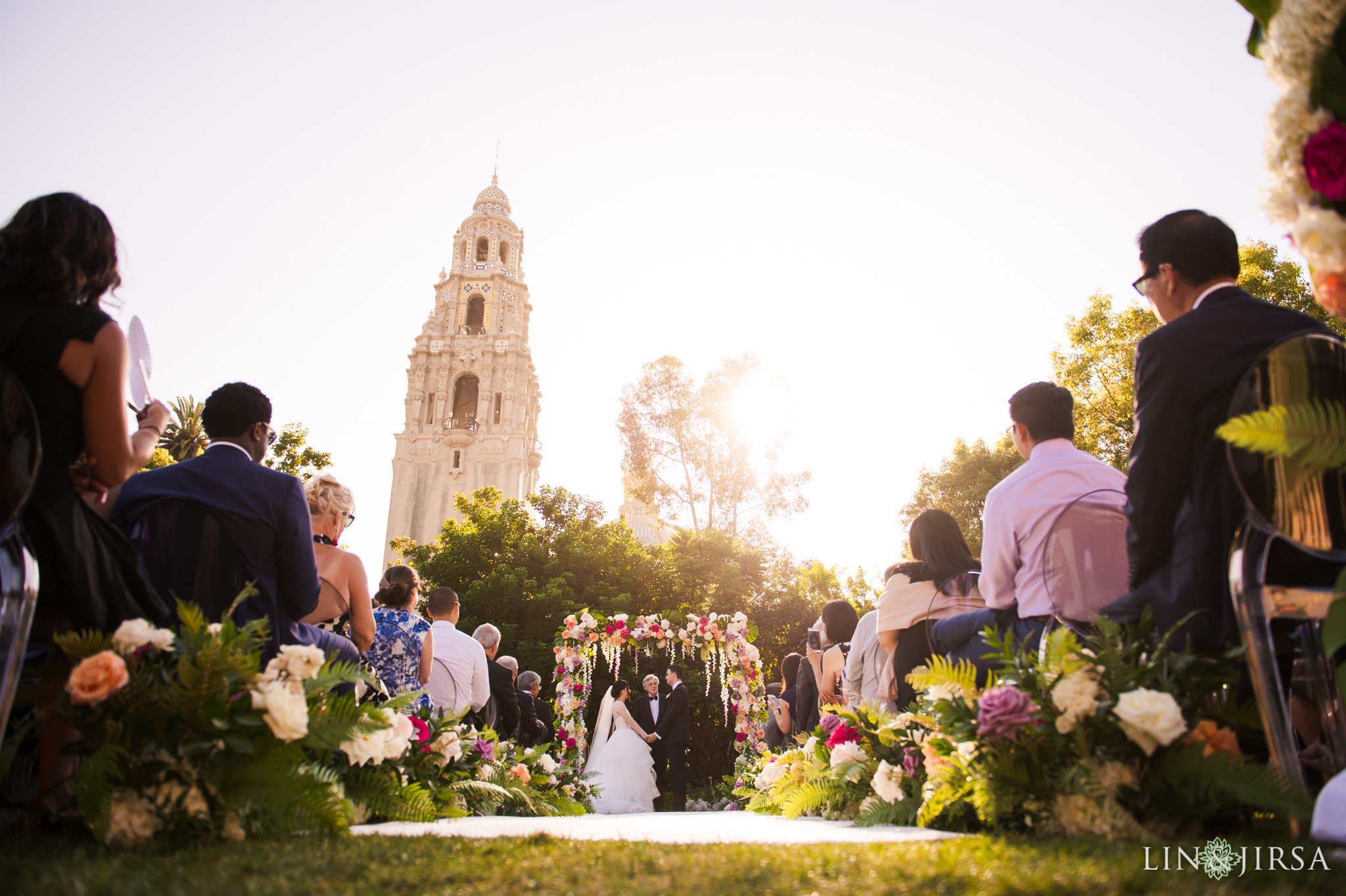 058 museum of art san diego wedding ceremony photography