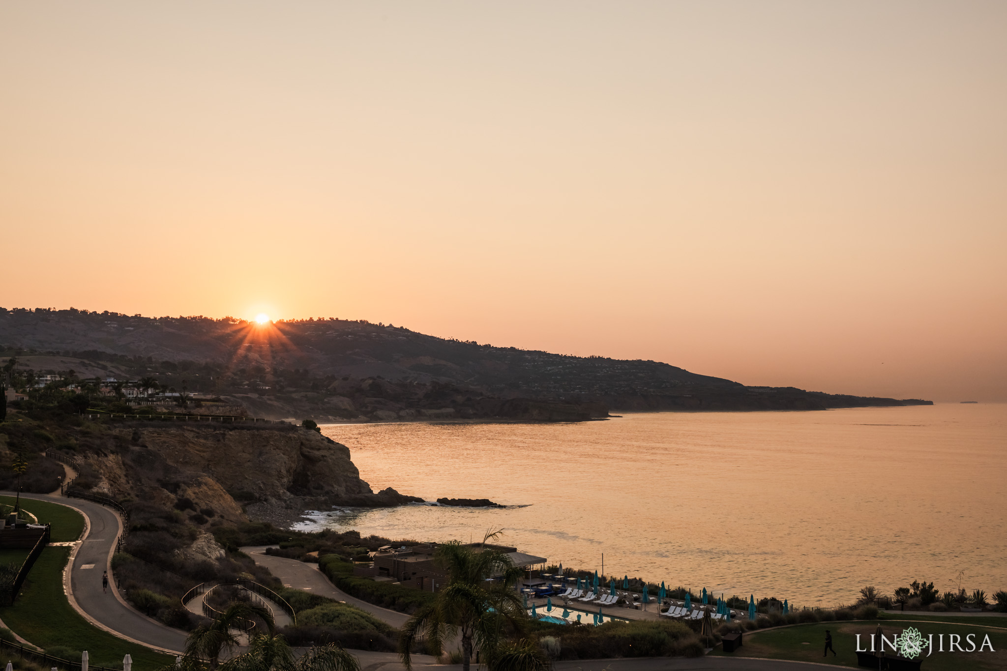 zpj terranea resort rancho palos verdes sunrise indian wedding photography