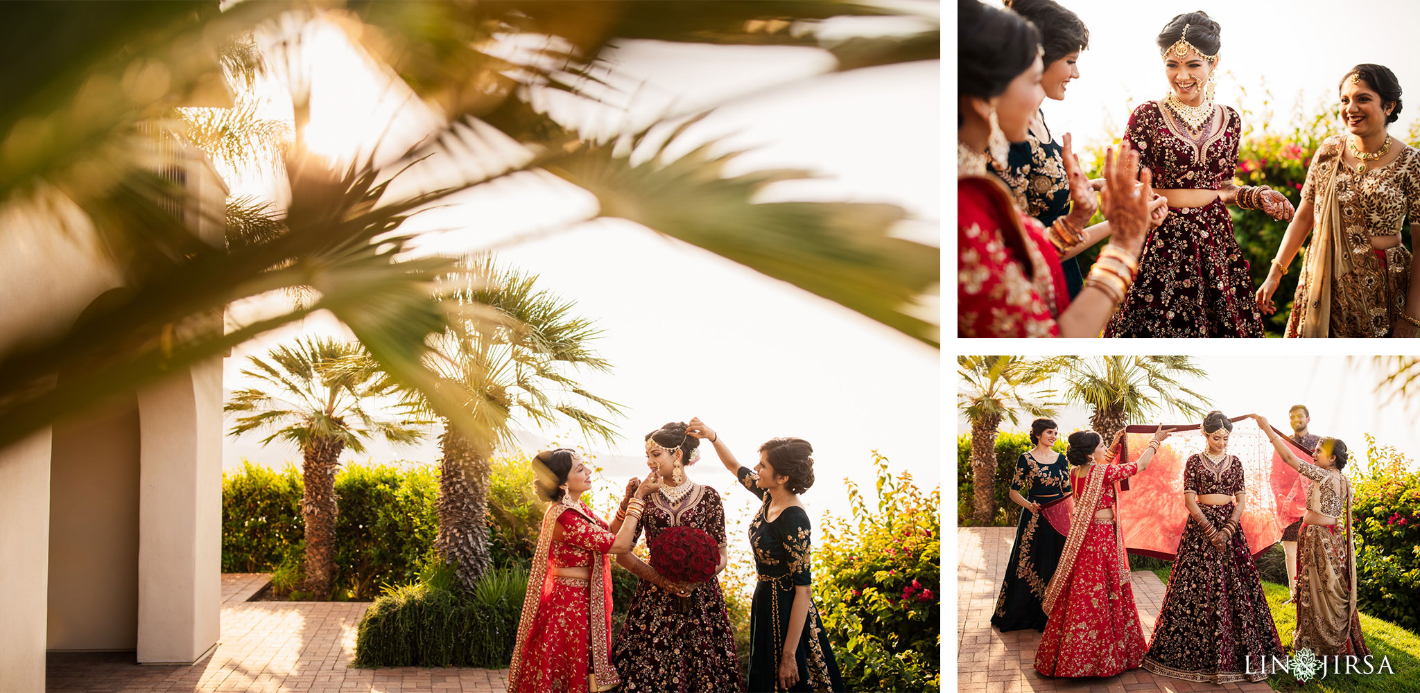005 terranea resort rancho palos verdes indian bride wedding photography